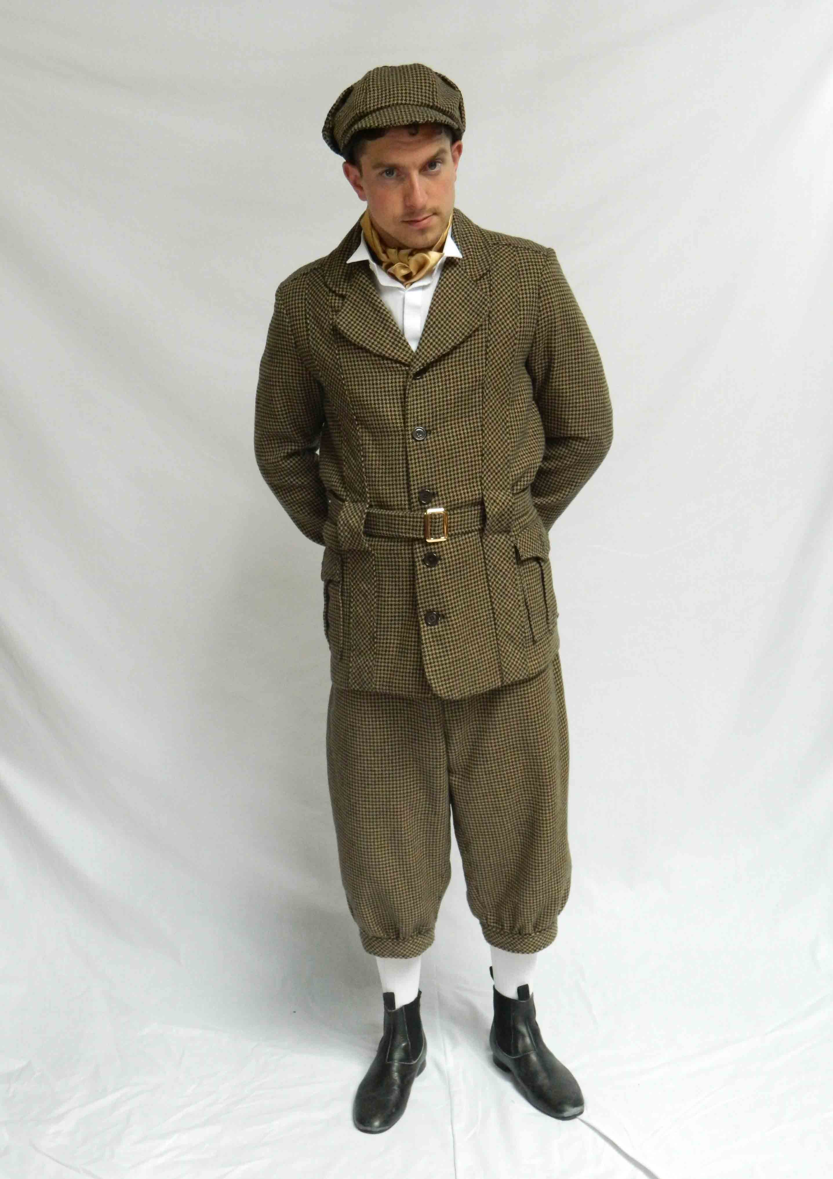 Norfolk Suit - Country Gent