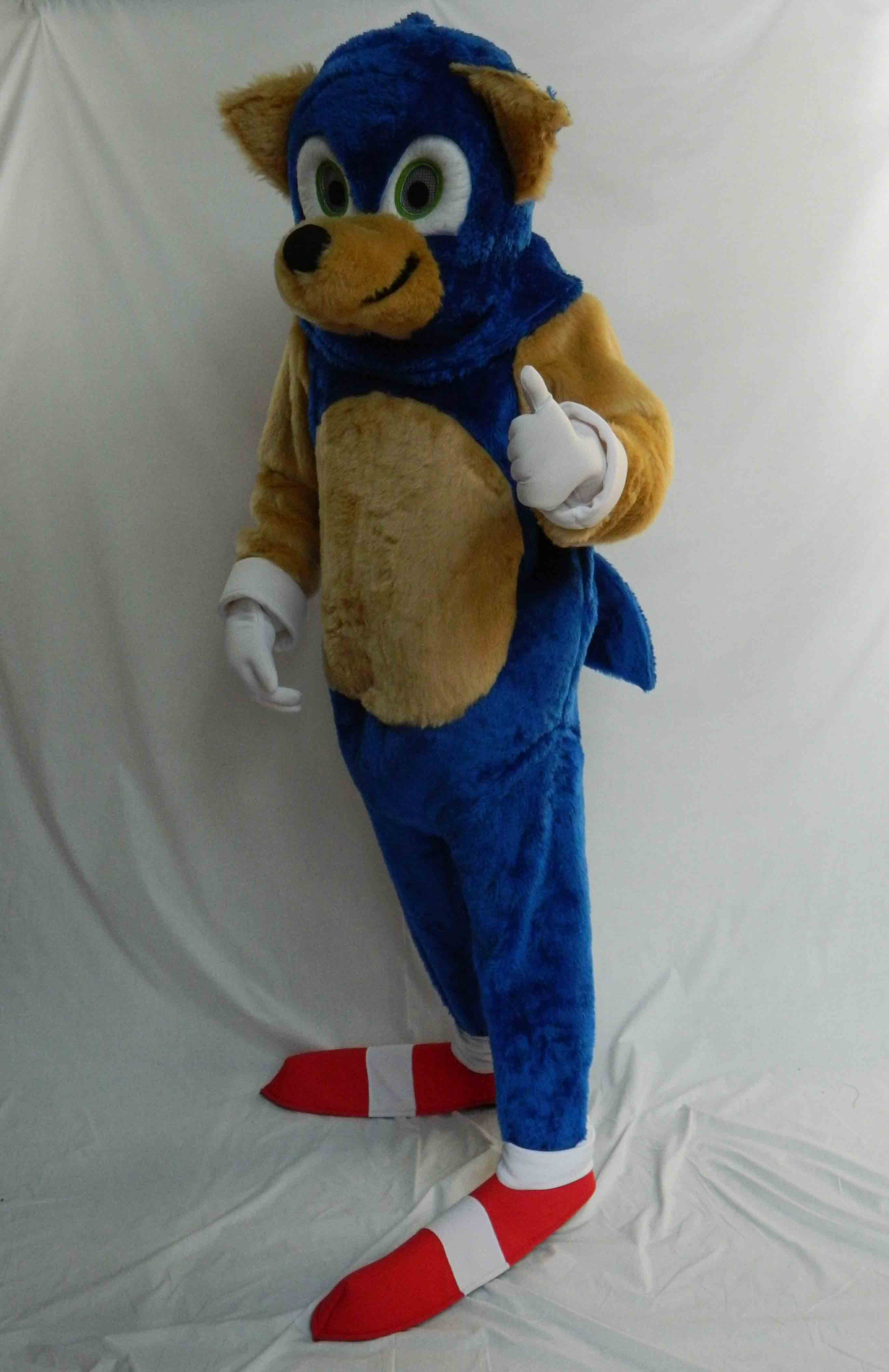 Sonic the Hedgehog & Quality Mascot u0026 Character Costumes for Hire