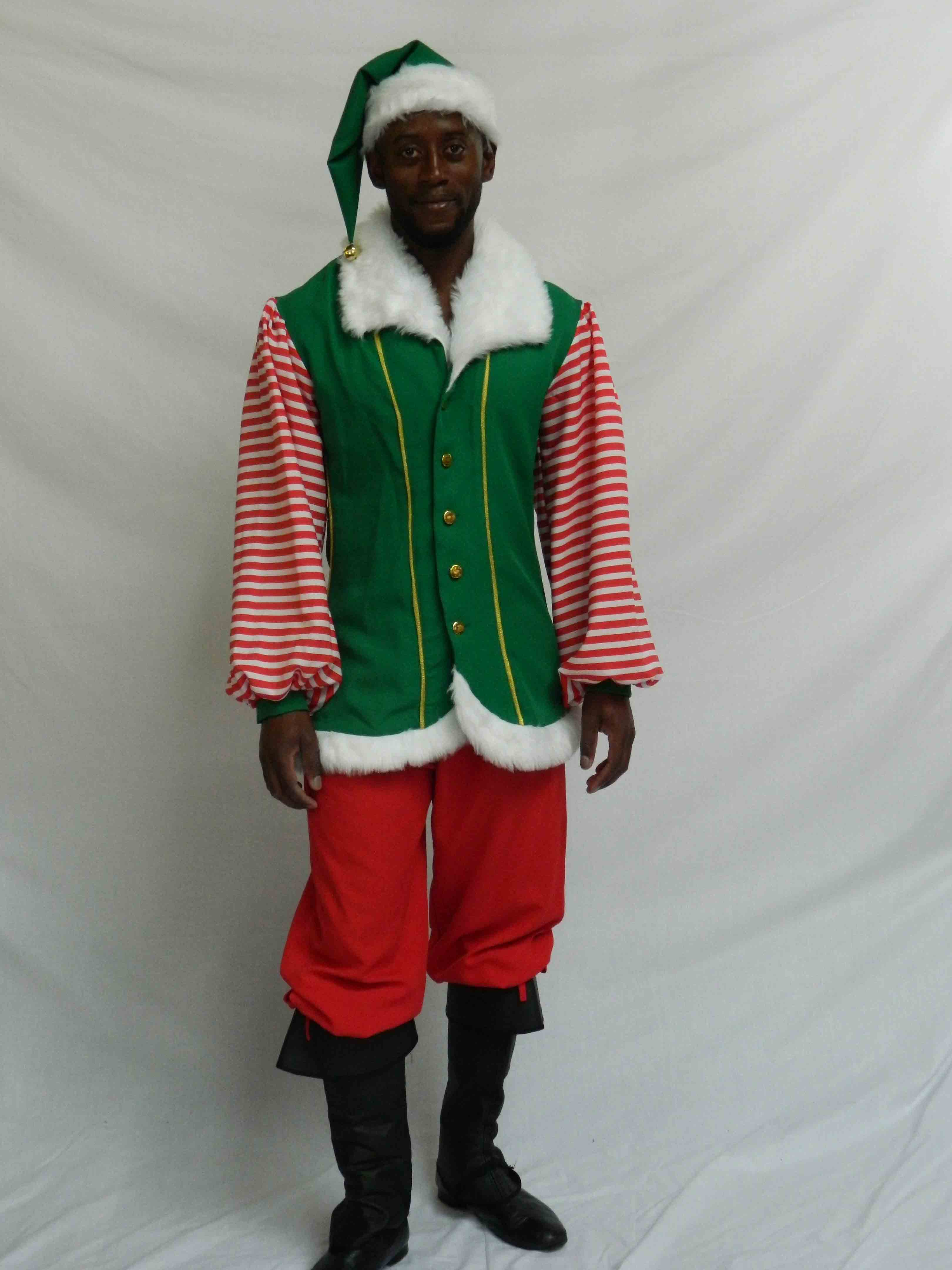 Deluxe Father Christmas And Santa Claus Costumes For Hire