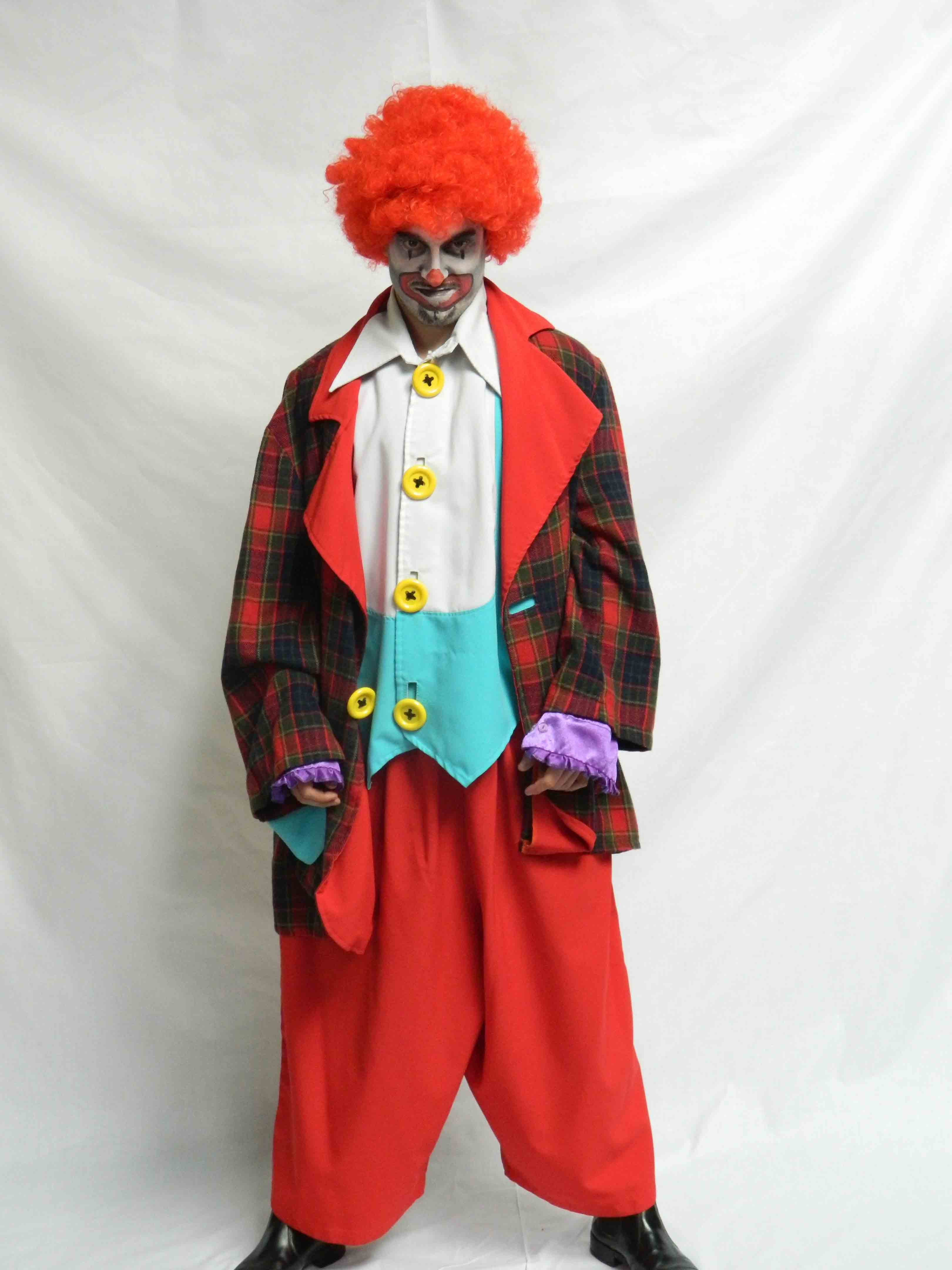 Pennywise Patchwork Clown