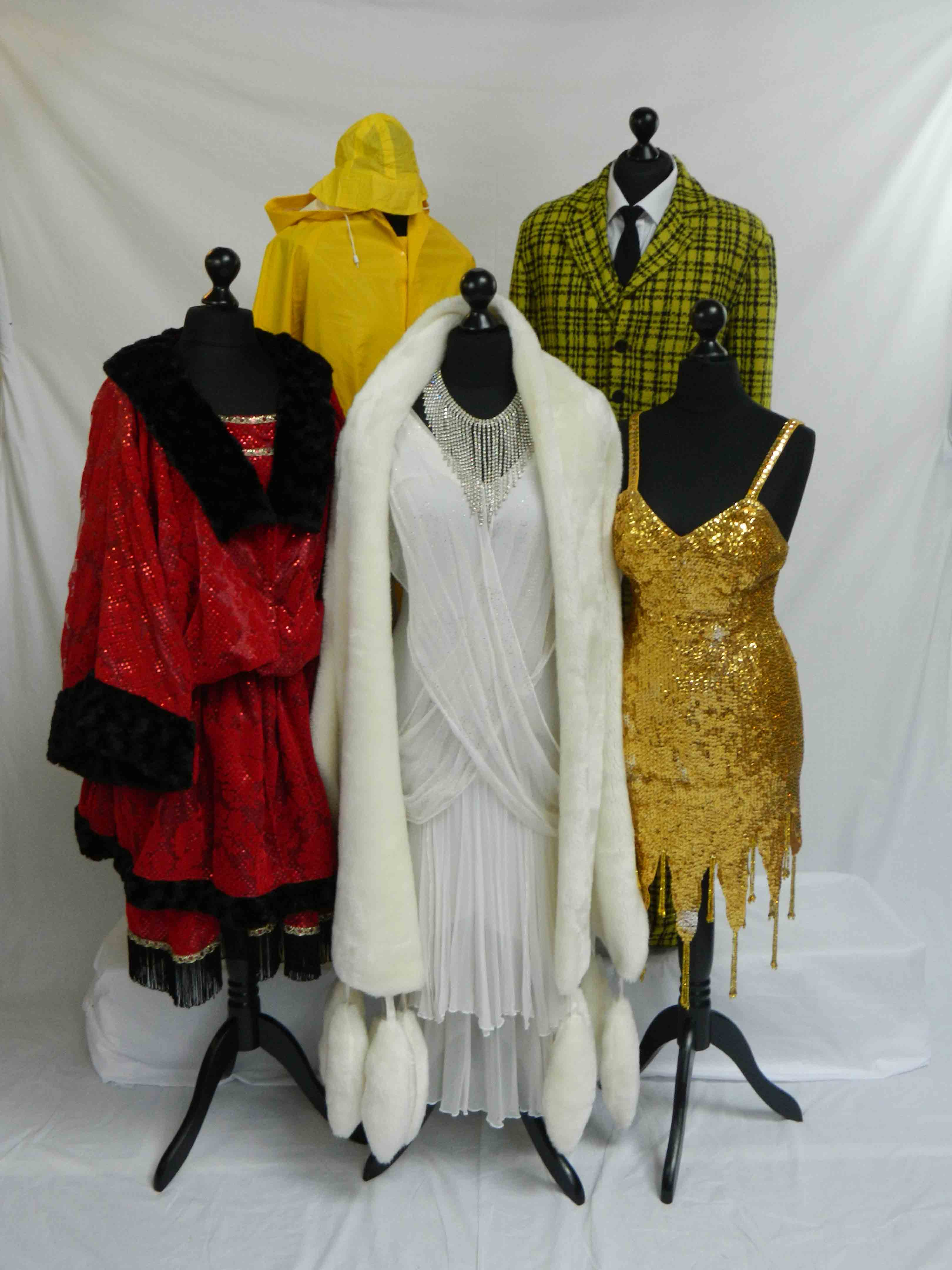 Singin' In The Rain Costume Hire 08
