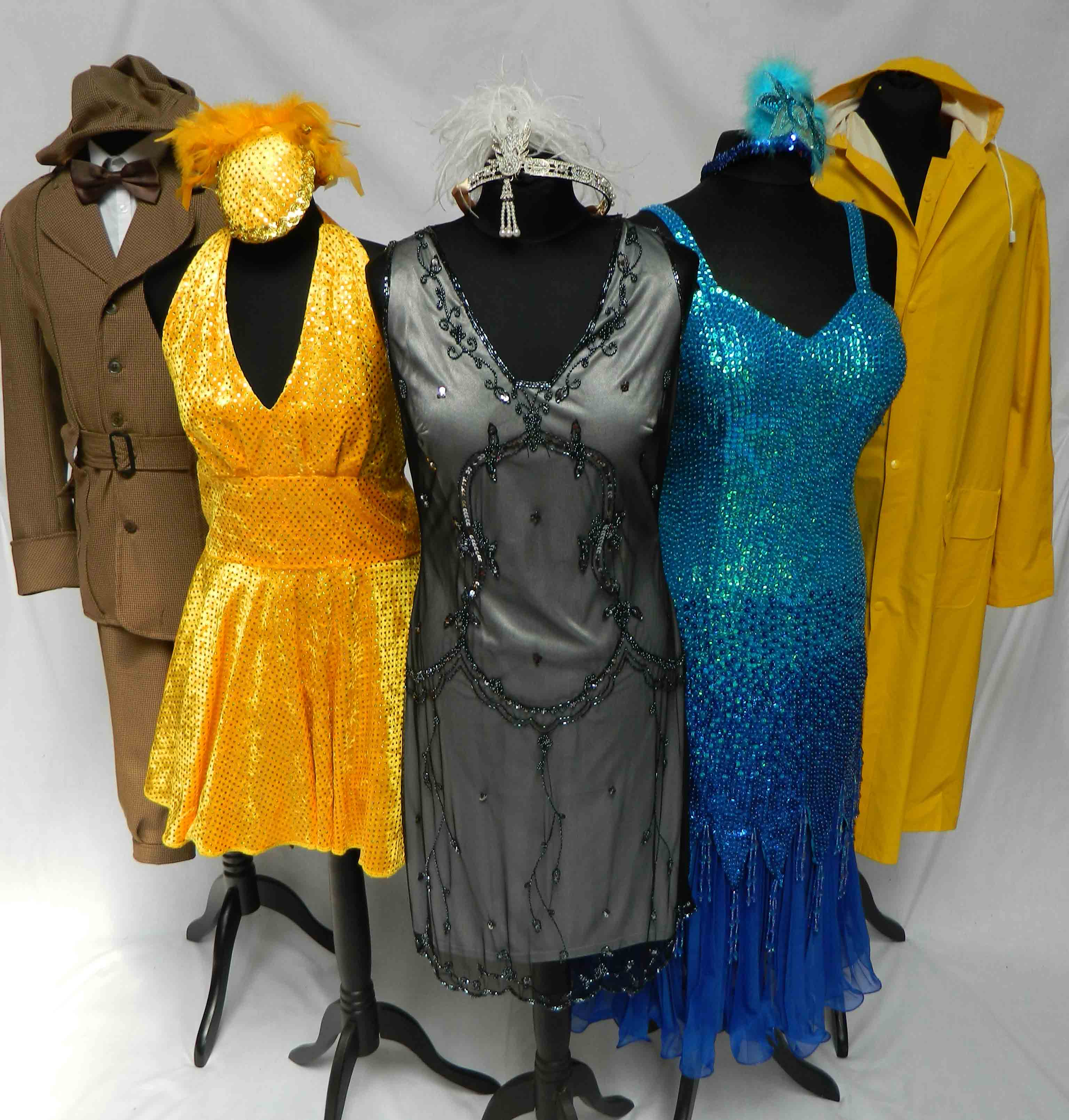 Singin' In The Rain Costume Hire 01