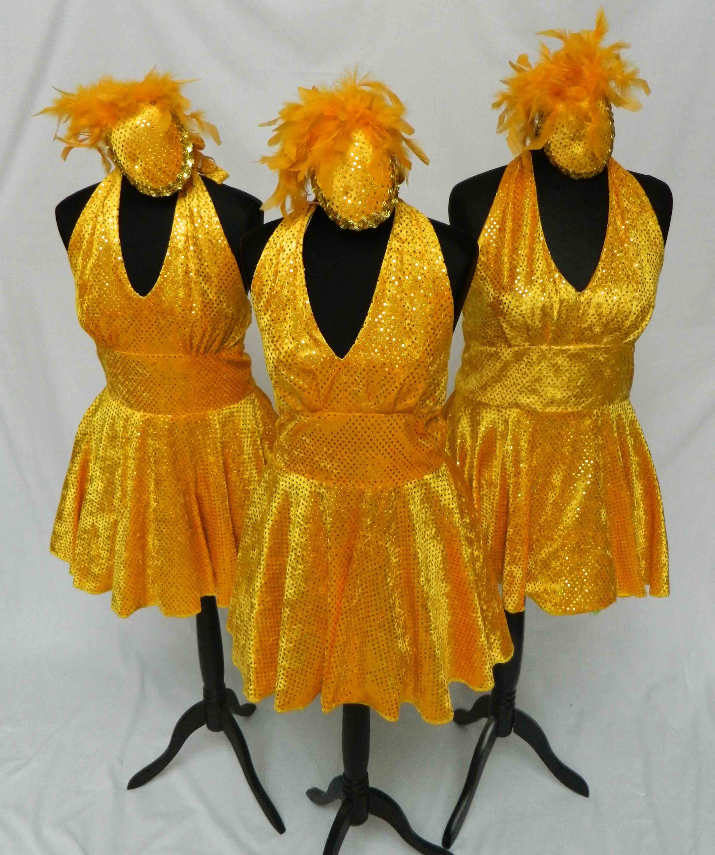 Singin' In The Rain Costume Hire 03