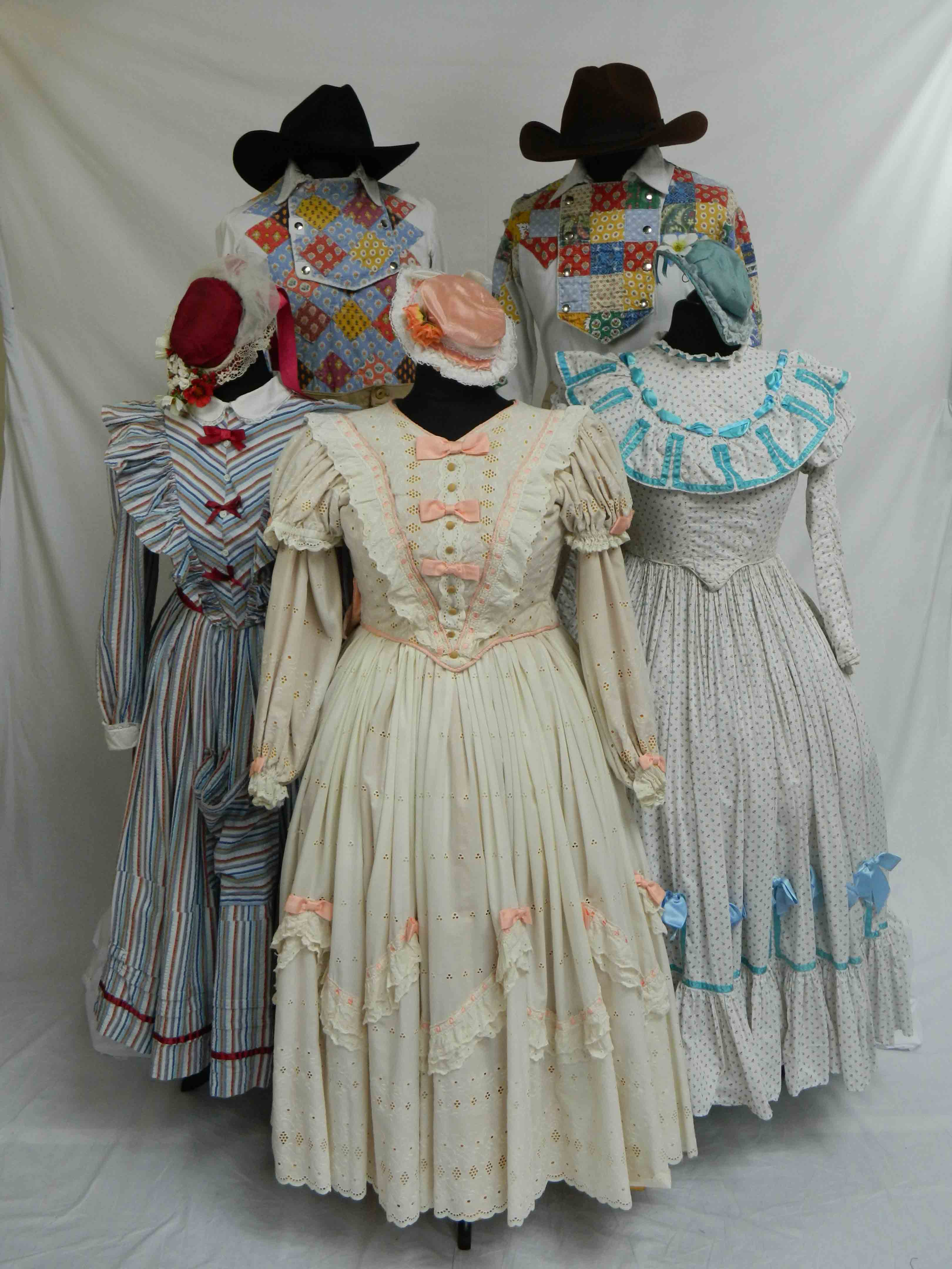 Seven Brides for Seven Brothers Costumes 02
