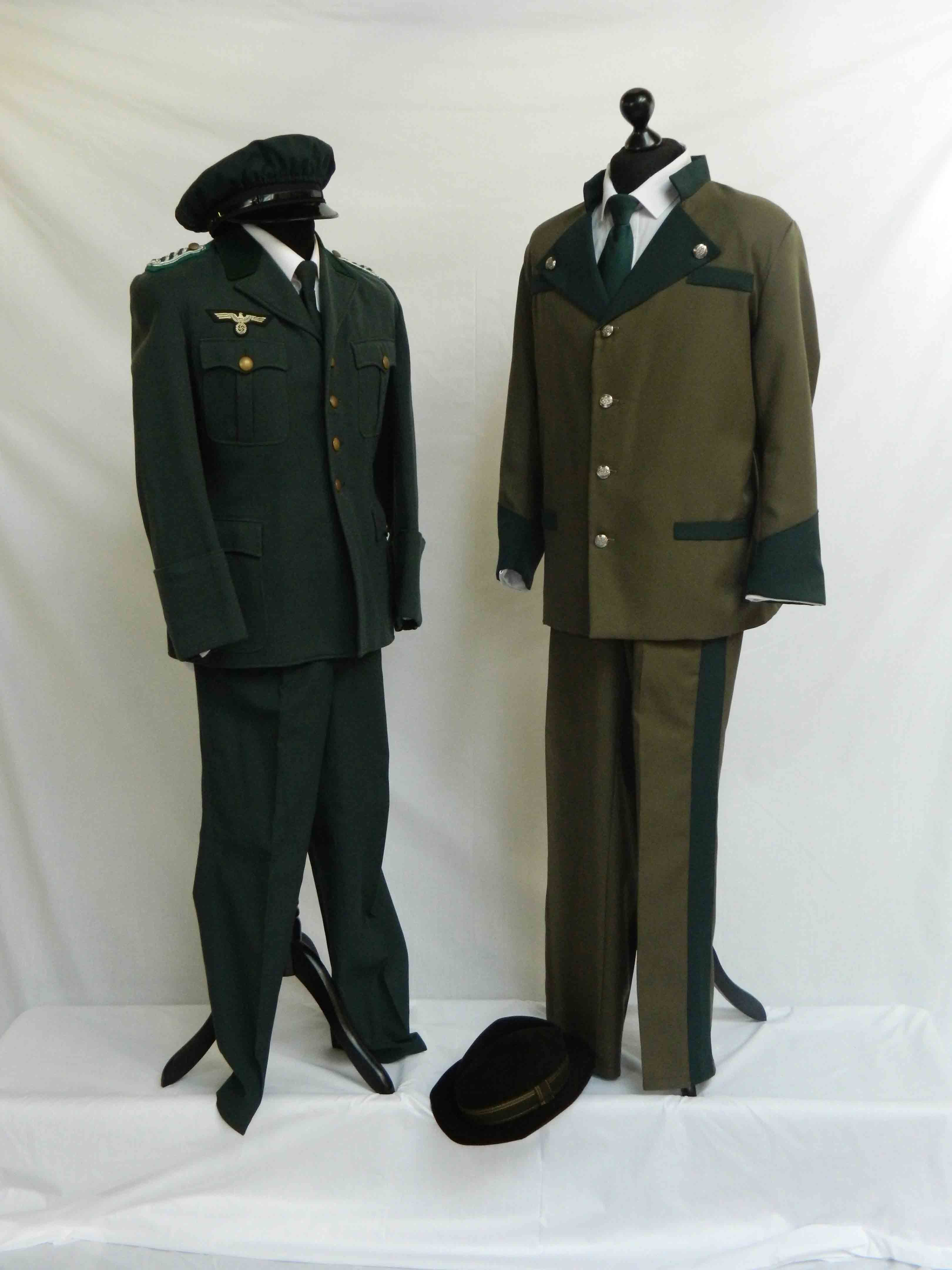 The Sound of Music Costumes 01
