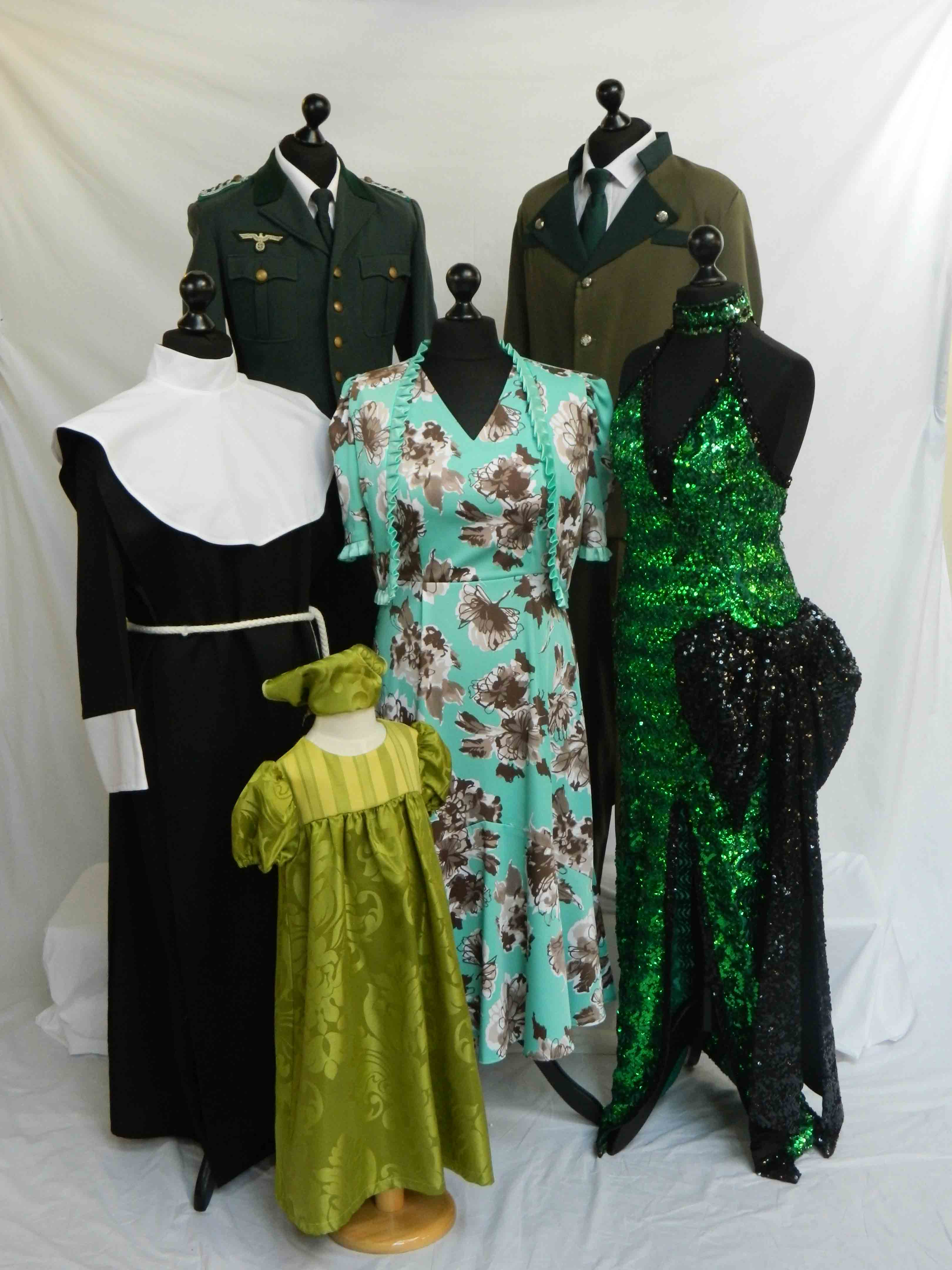 The Sound of Music Costumes 02