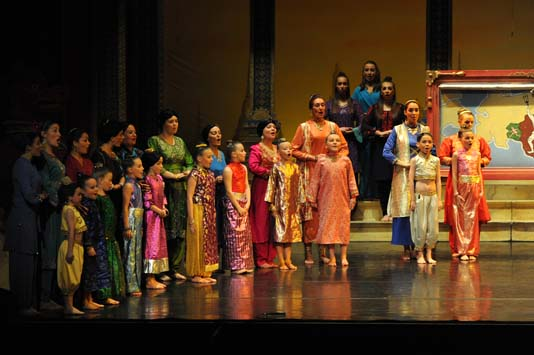 The King and I 13