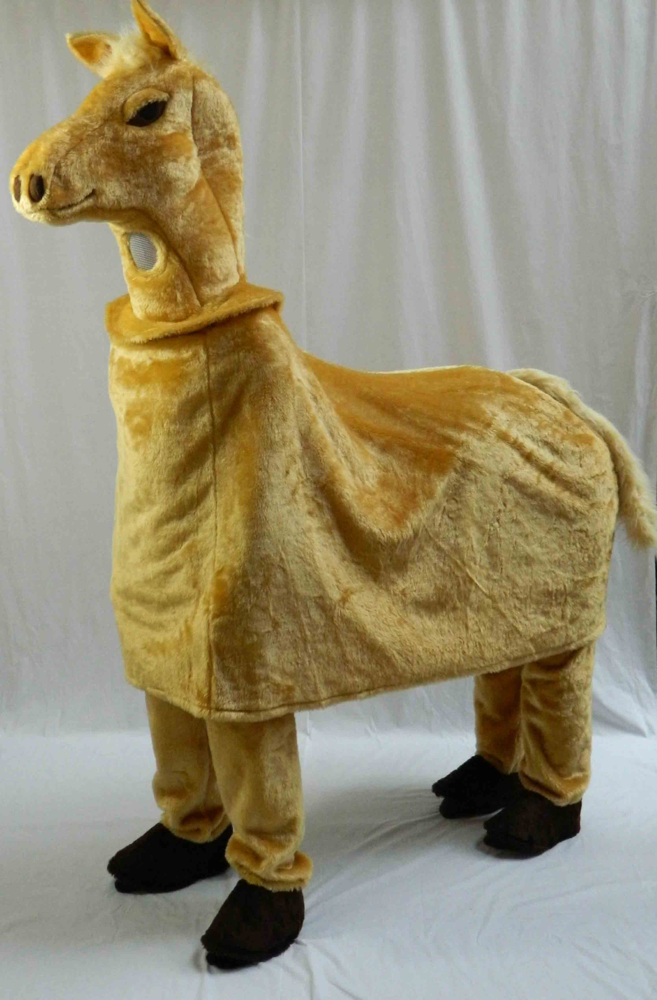 Panto Horse Costume Hire 02