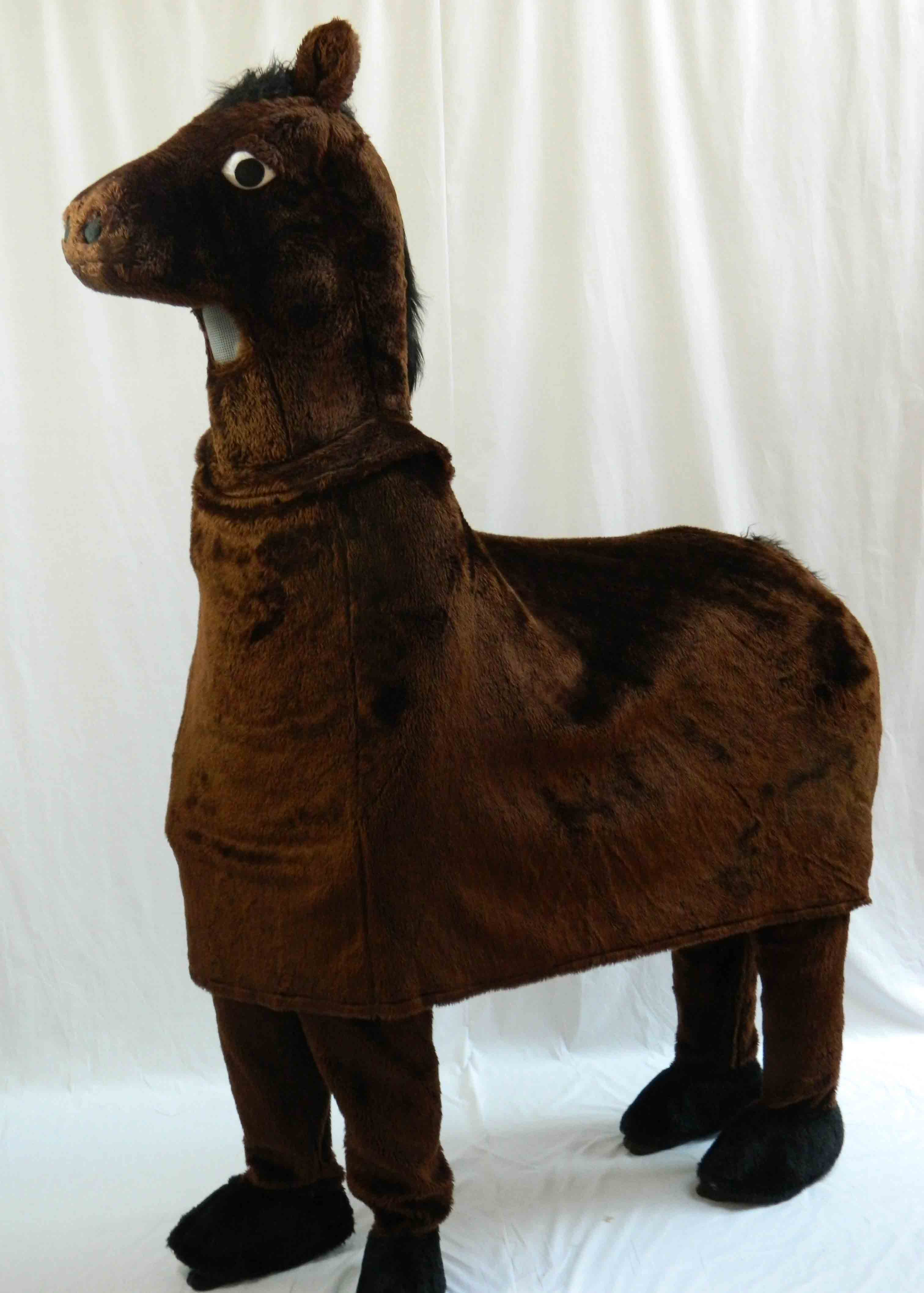 Panto Horse Costume Hire 01