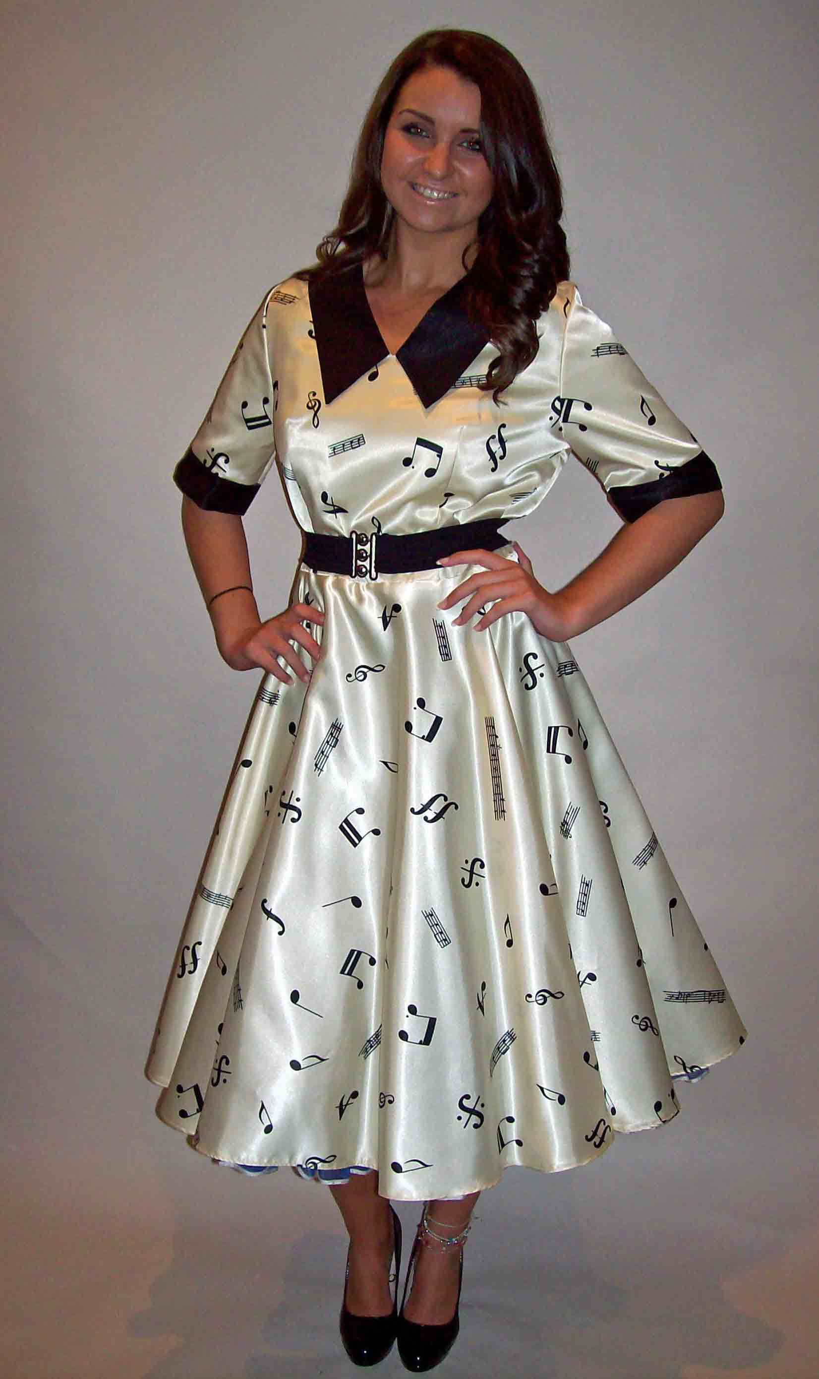 1950s Fancy Dress Quality Costume Hire