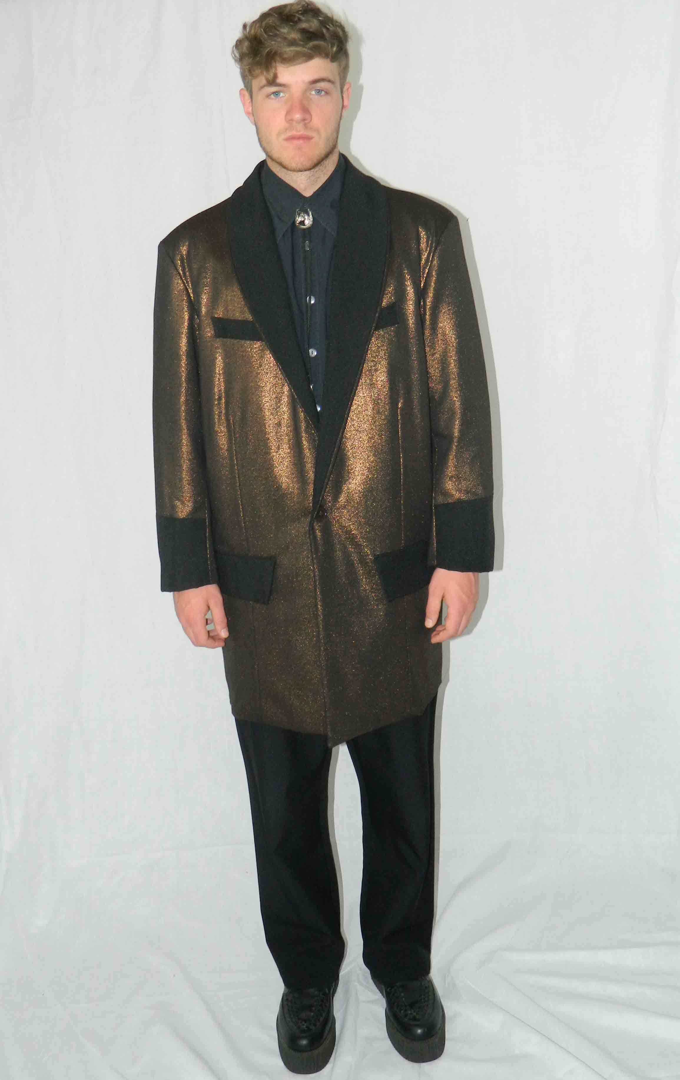 Teddy Boy Deluxe Gold Shimmer