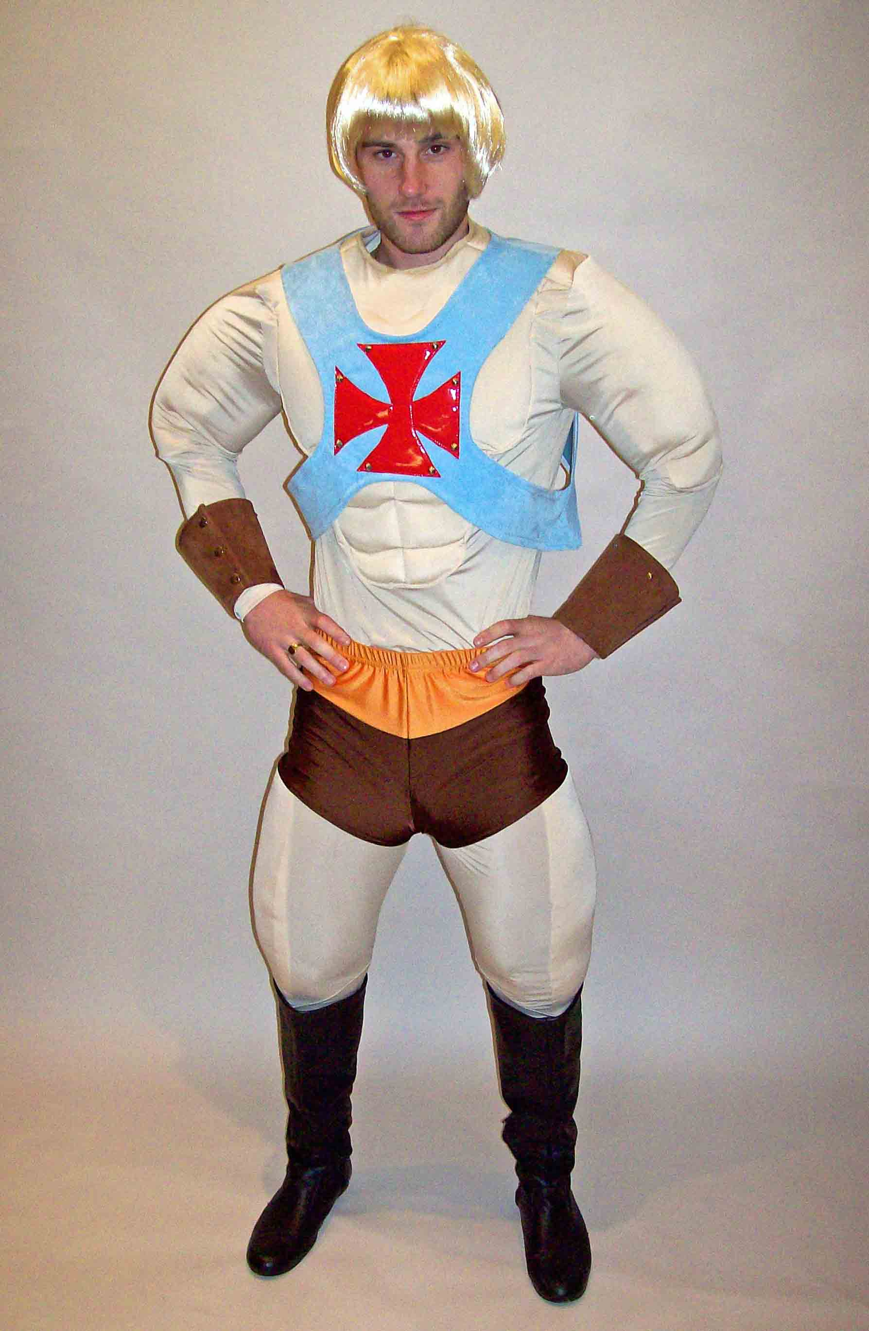 He Man  sc 1 st  Molly Limpetu0027s & 1980s Quality Fancy Dress Hire Costumes
