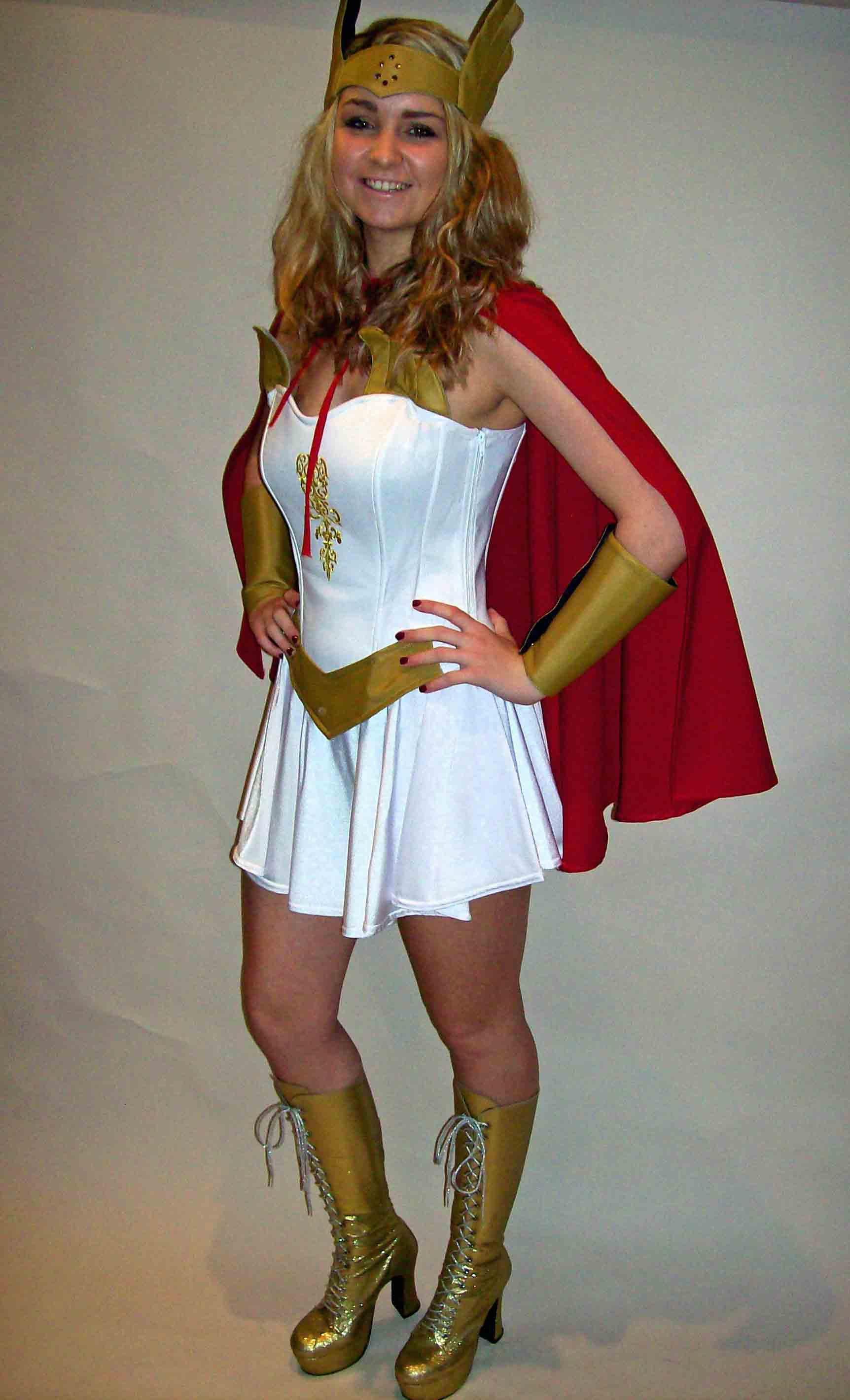She Ra deluxe costume hire