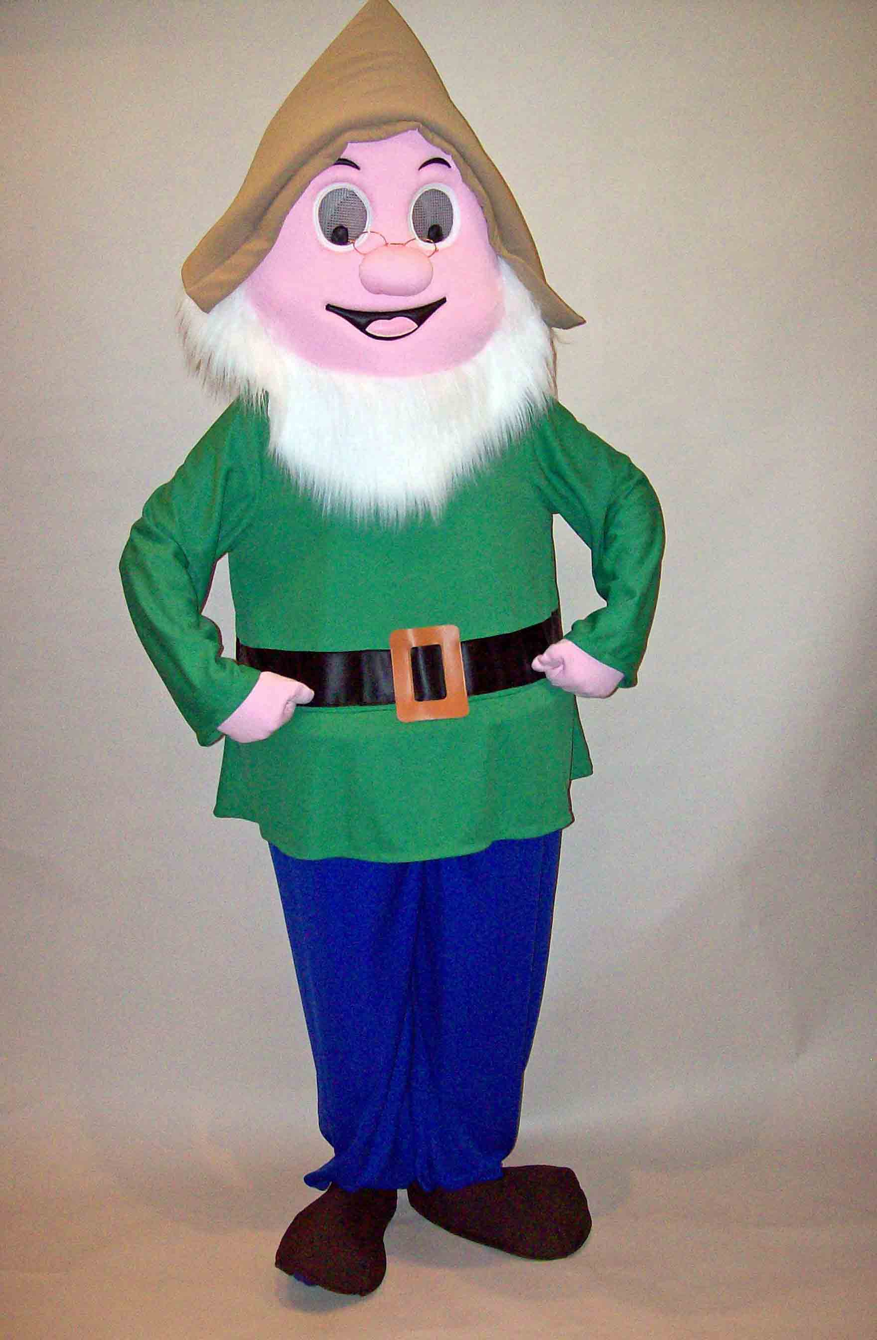 Quality Mascot Character Costumes Hire