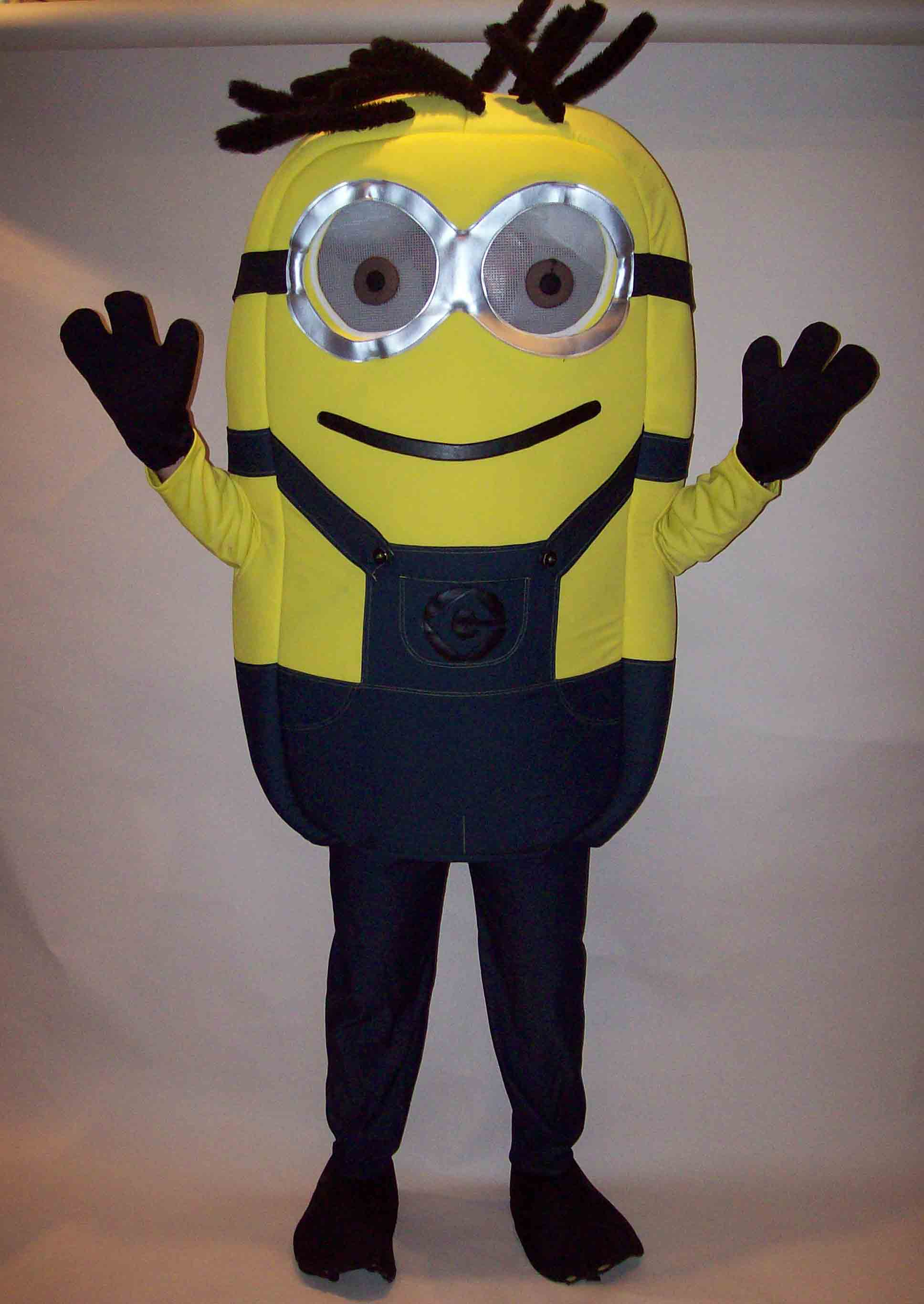 Minion & Quality Mascot u0026 Character Costumes for Hire