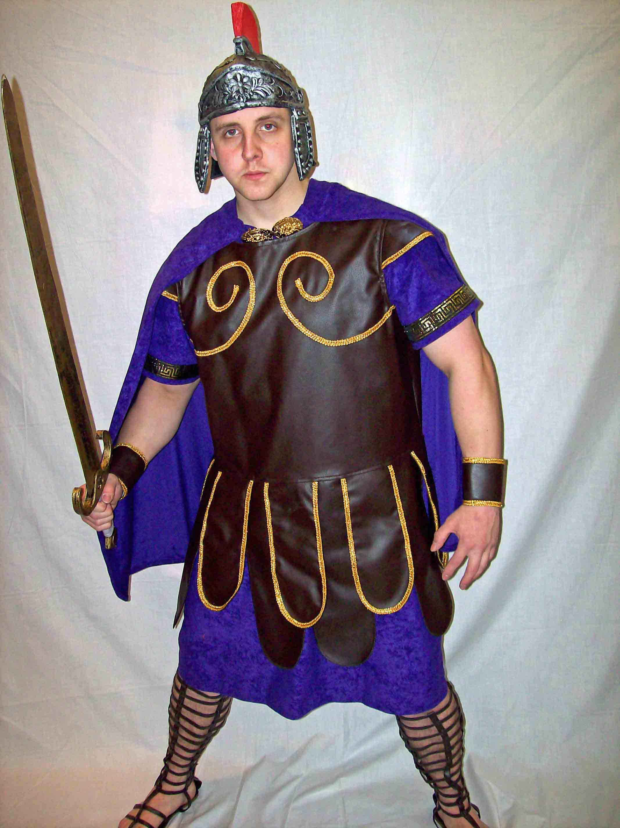 Gladiator - Purple
