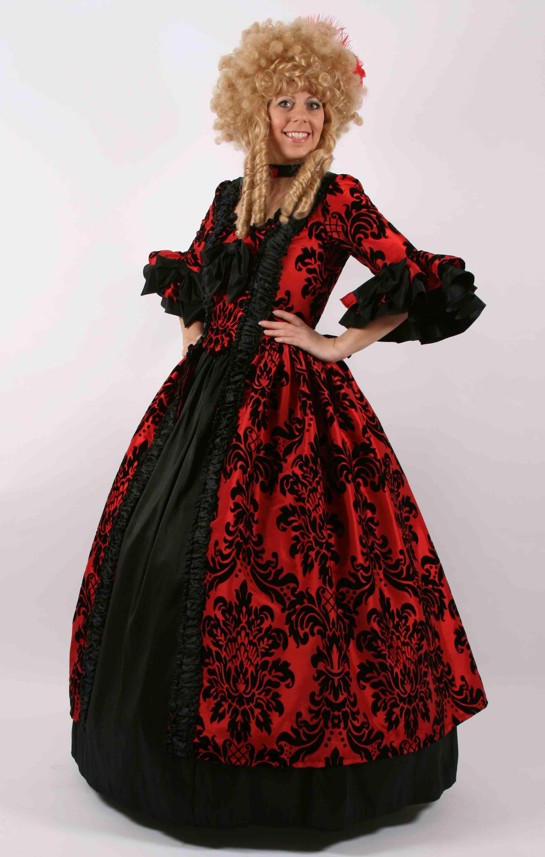 Venetian Carnival Dresses