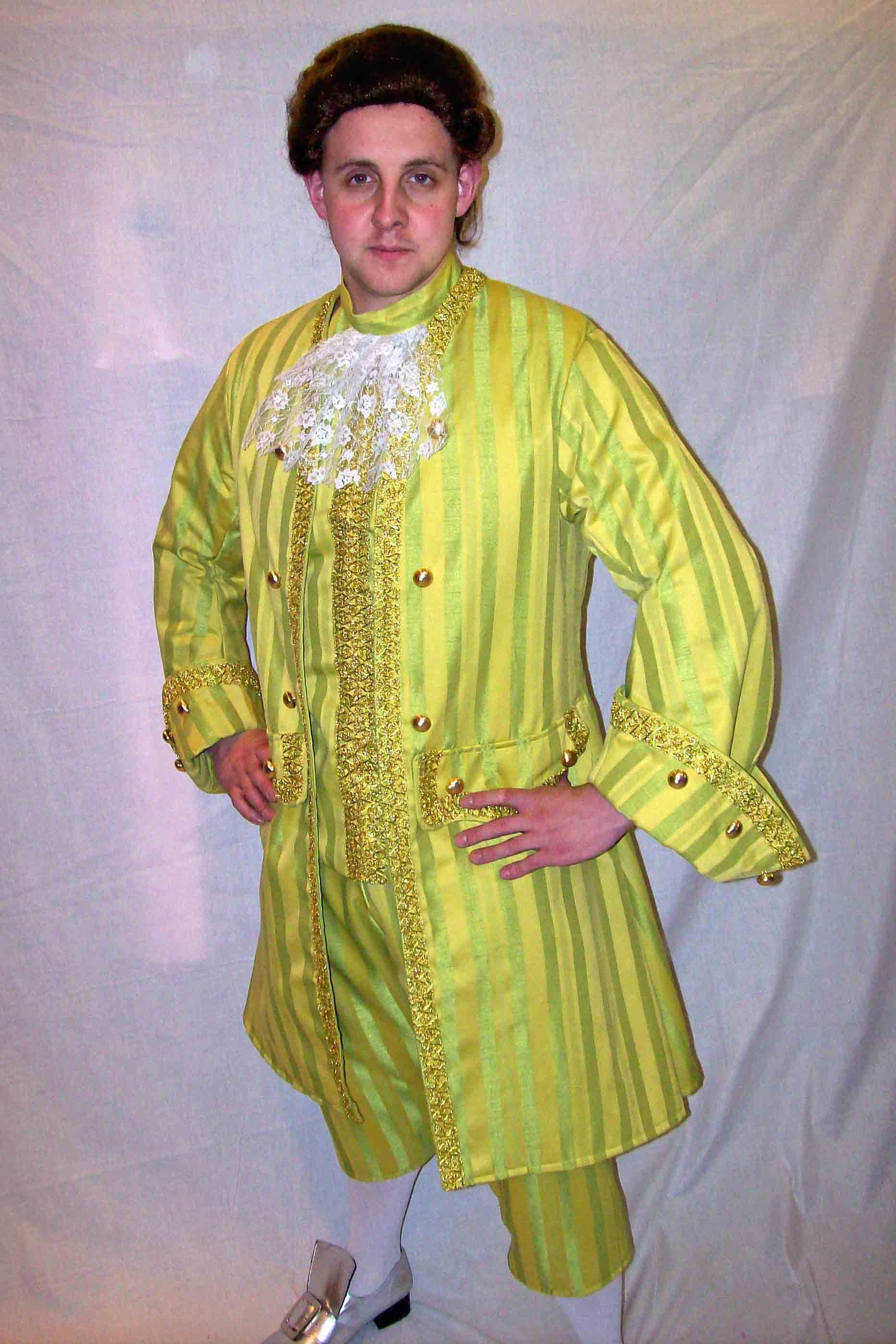 Louis Deluxe - Lime Thenardier