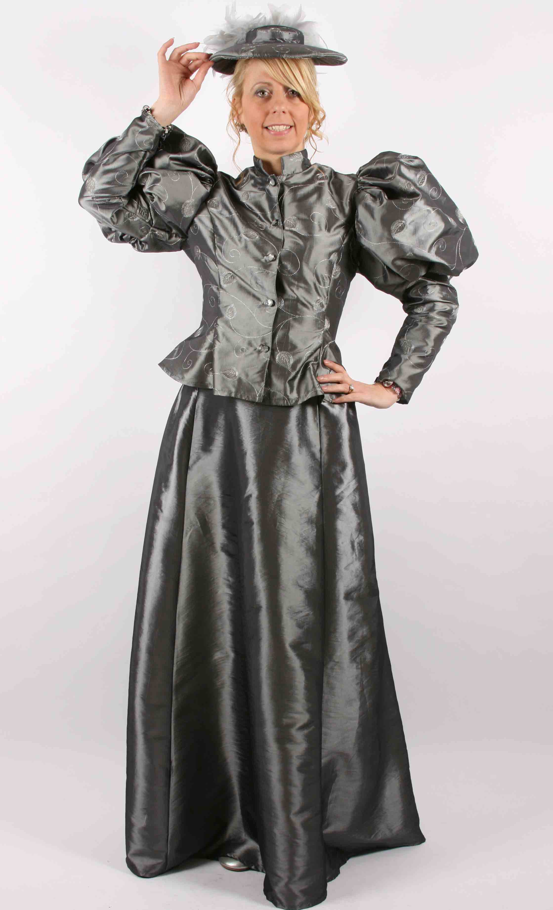 Theatrical Victorian and Edwardian Costumes for hire