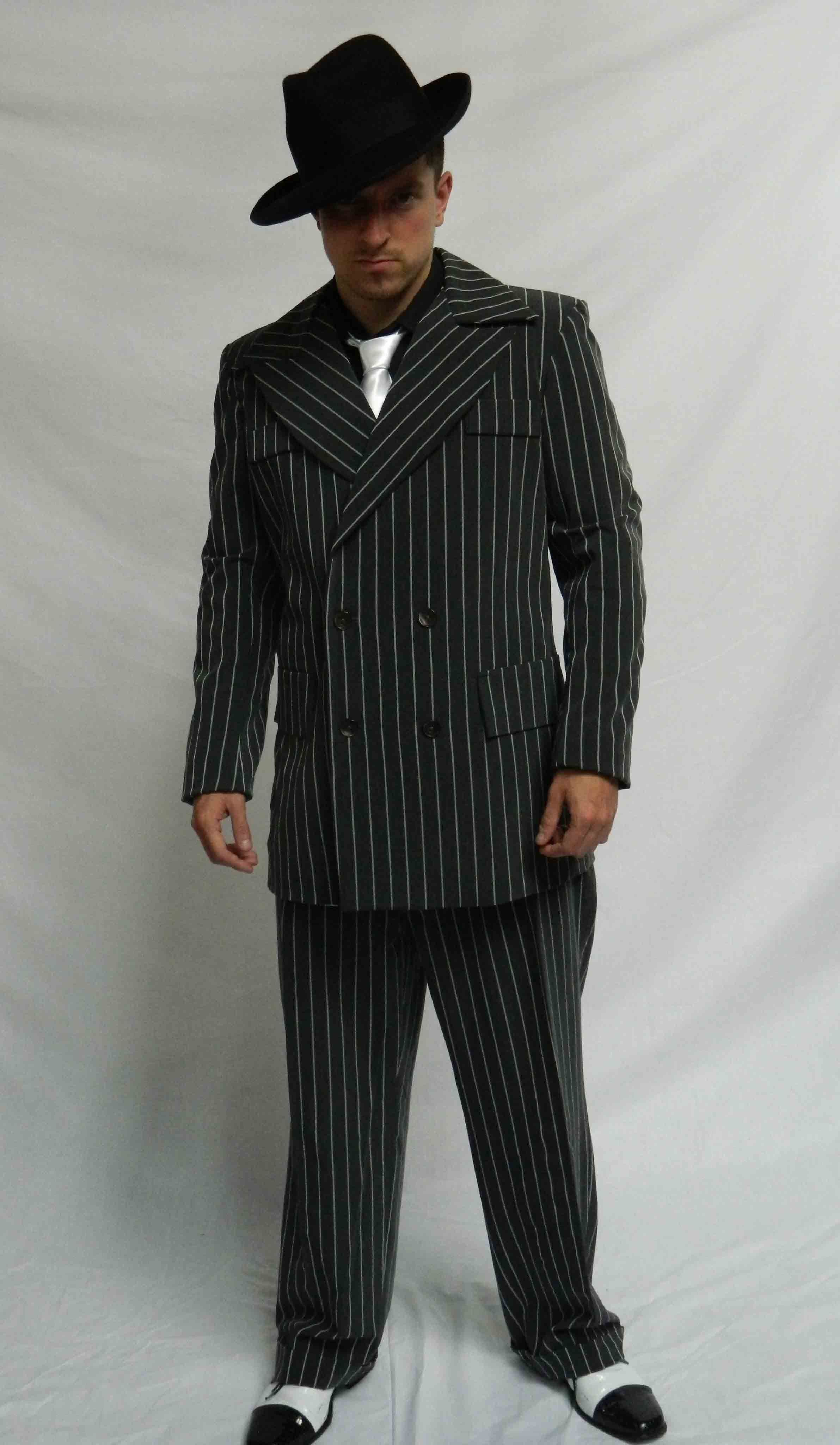 Theatrical quality 1920s suit hire