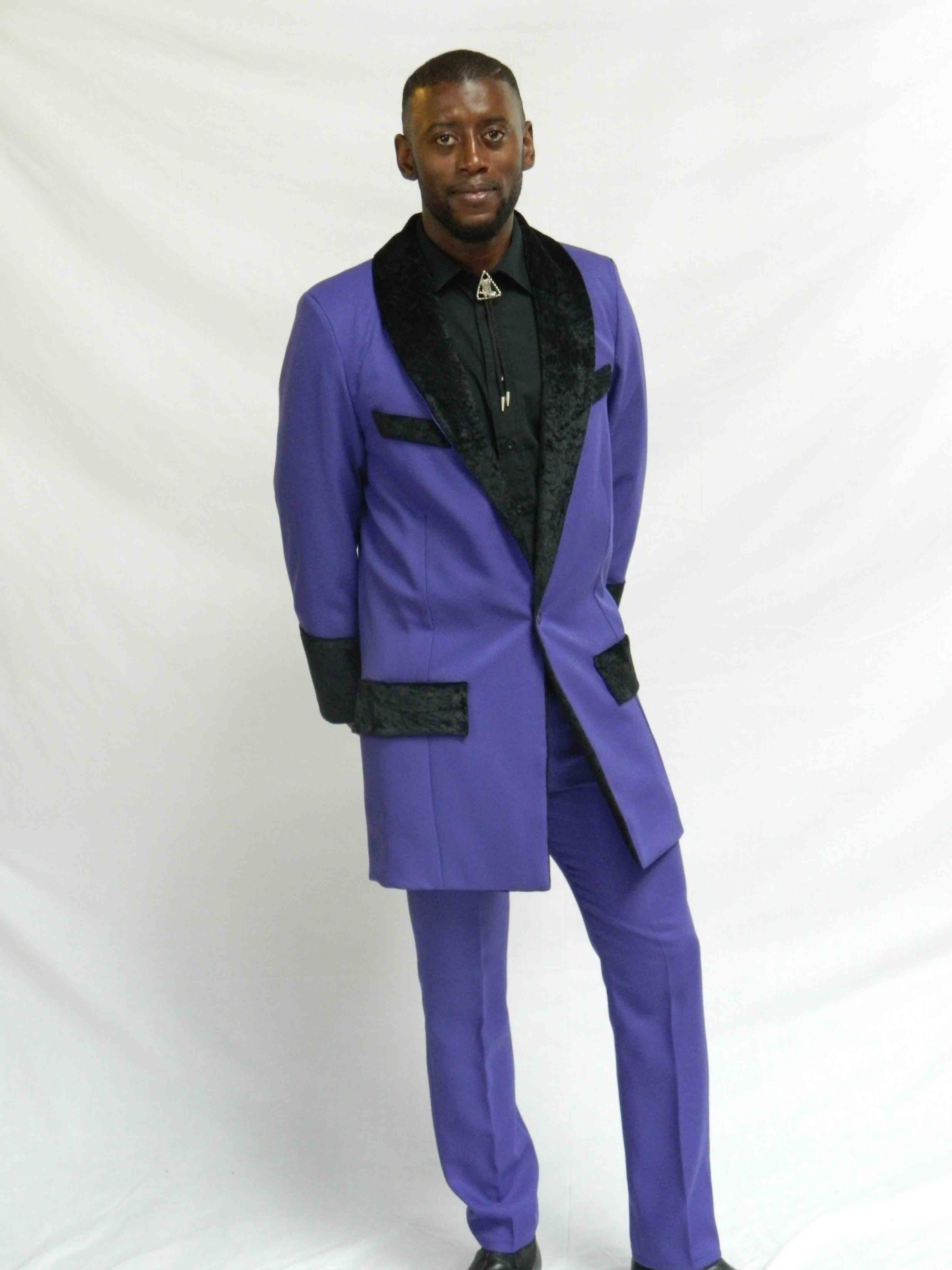 Teddy Boy Deluxe Purple