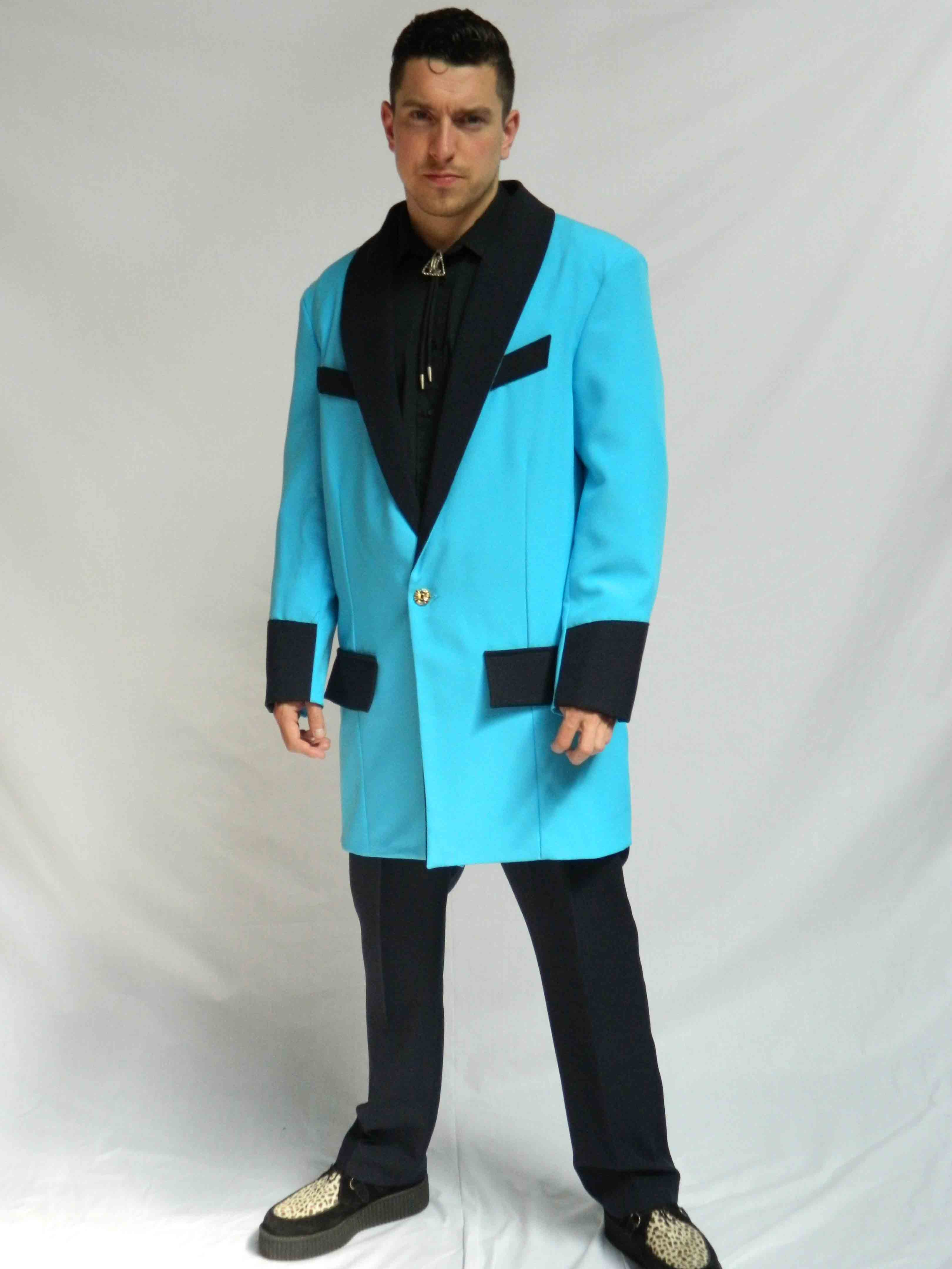 Teddy Boy Deluxe Blue