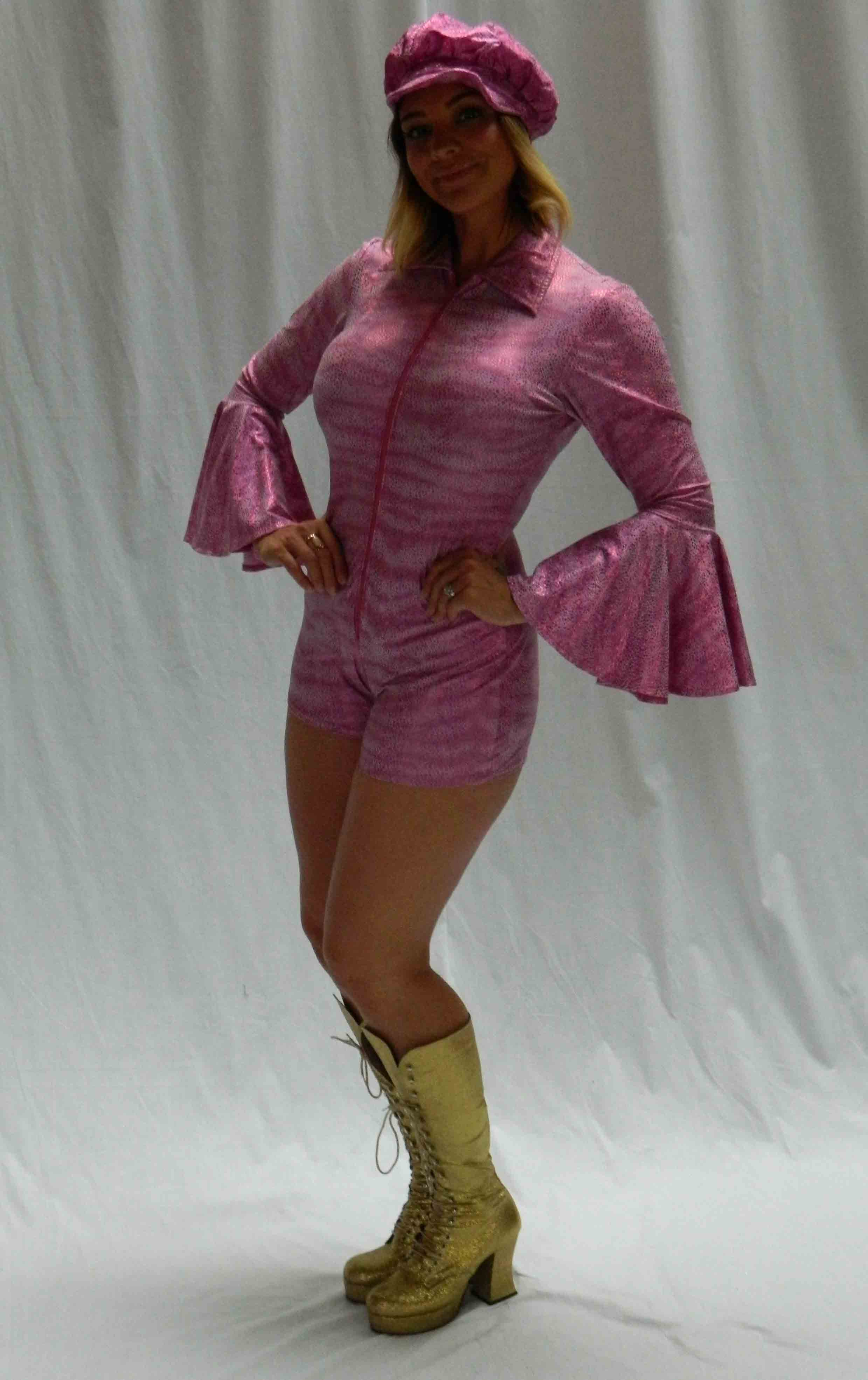 Ladies 1960s 1970s And Abba Fancy Dress Costume Hire