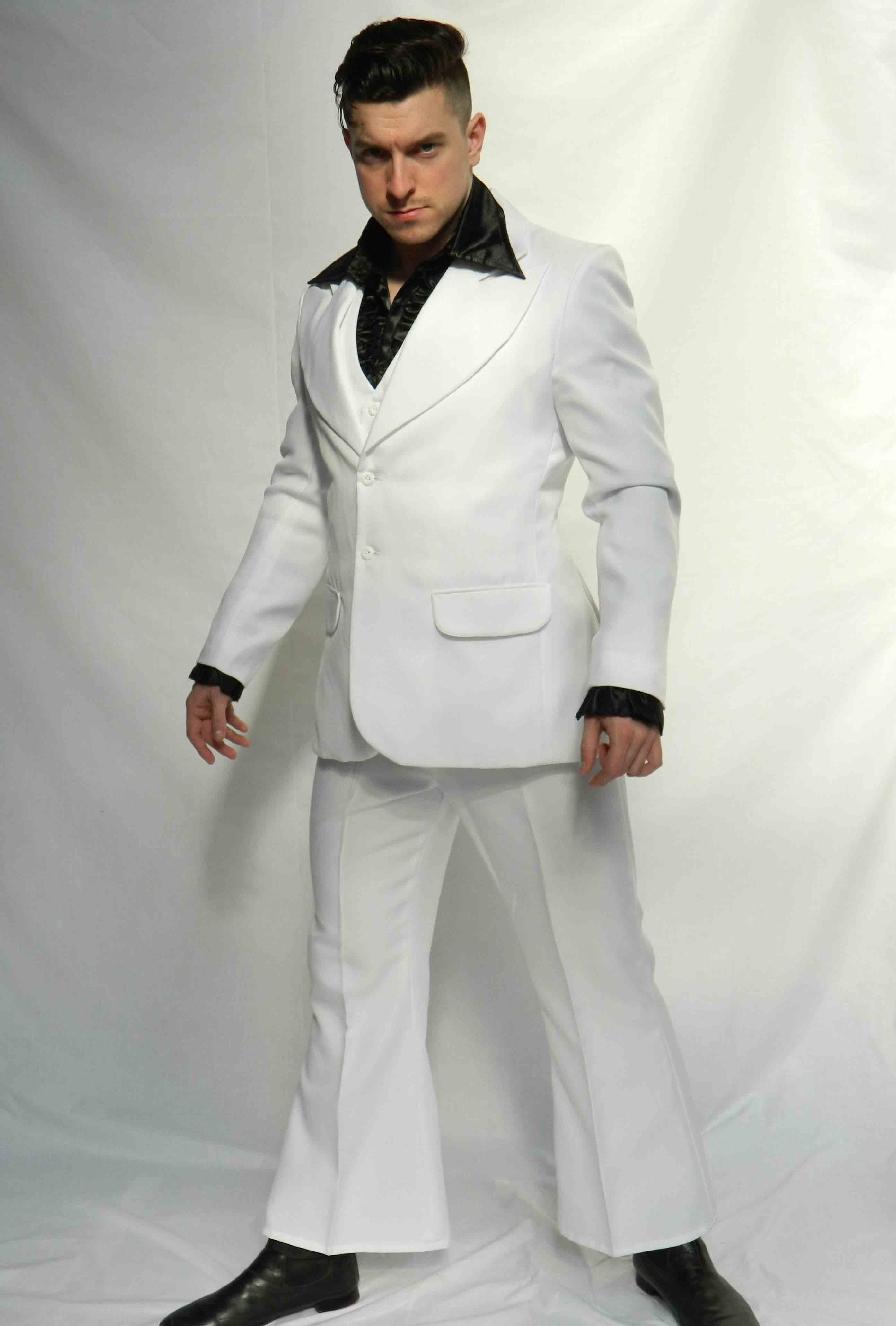 5d4f14134a64 Men s 60s and 70s Quality Fancy Dress Costume Hire