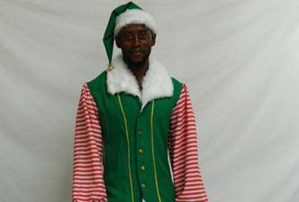 deluxe christmas costume hire