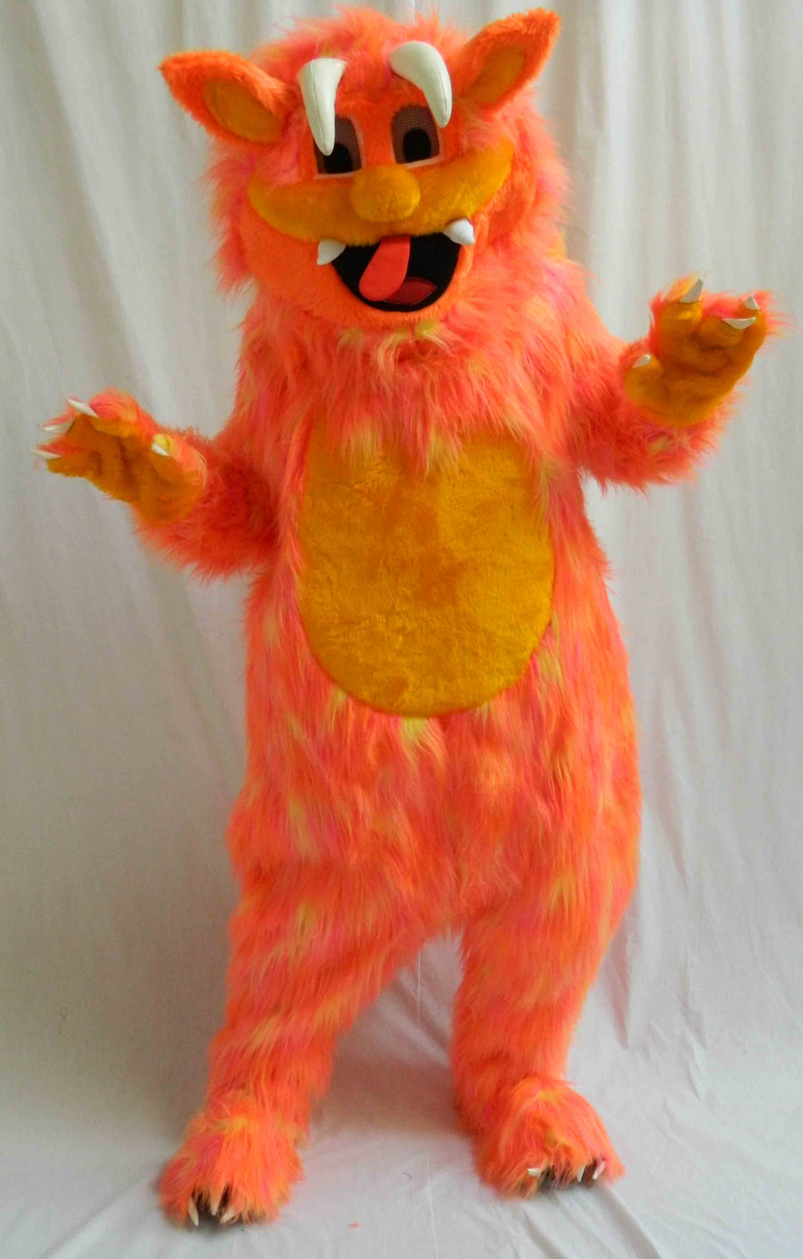 pantomime monster costume