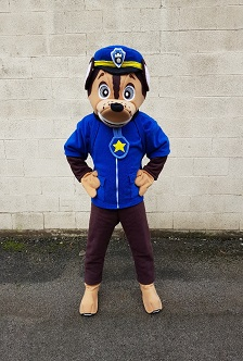 Chase from Paw Patrol