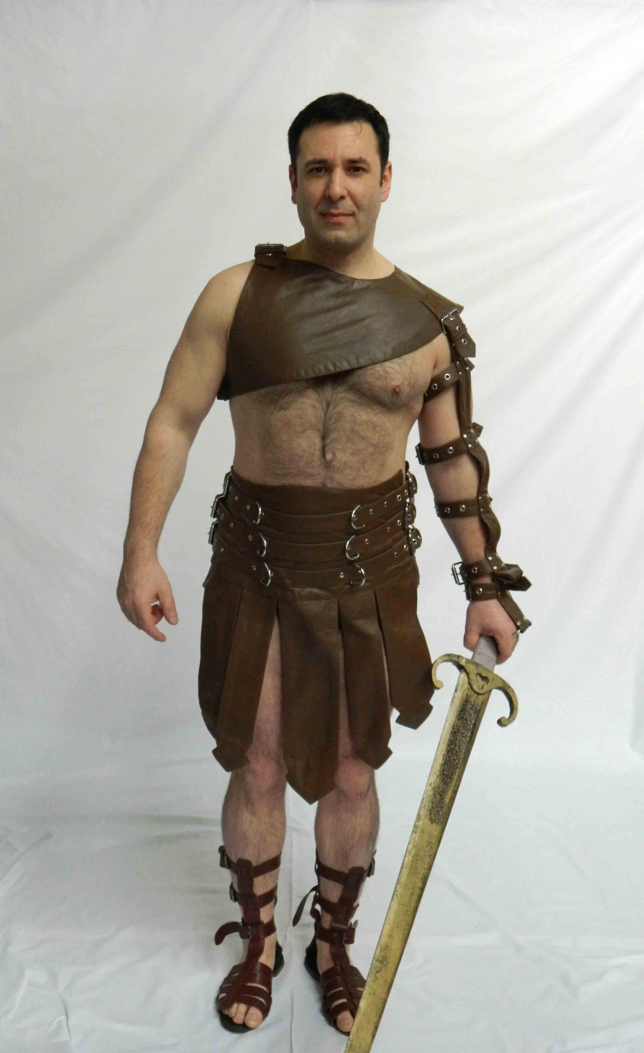 Spartacus - Real Leather Deluxe