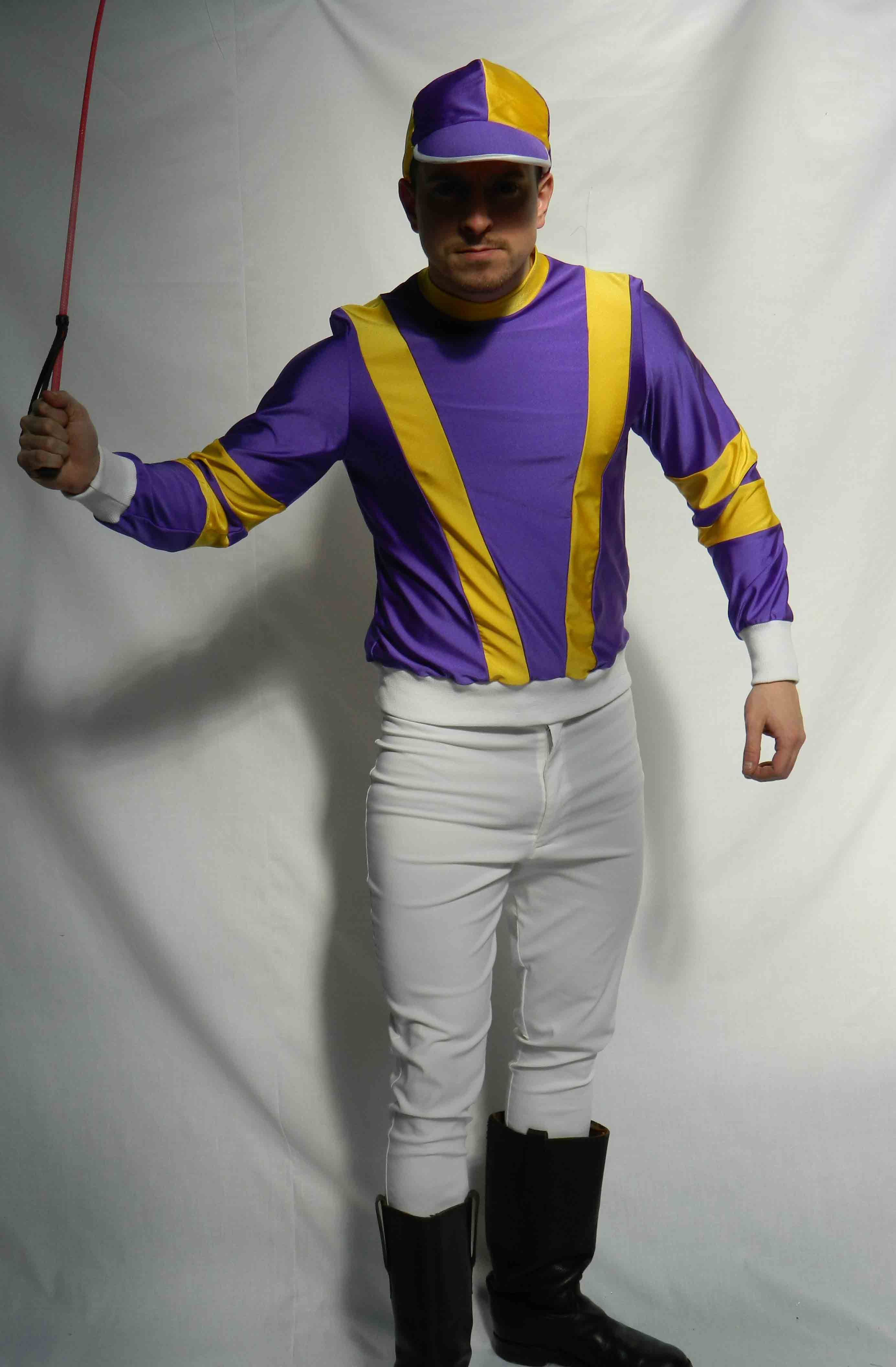 Jockey - Purple Frankie