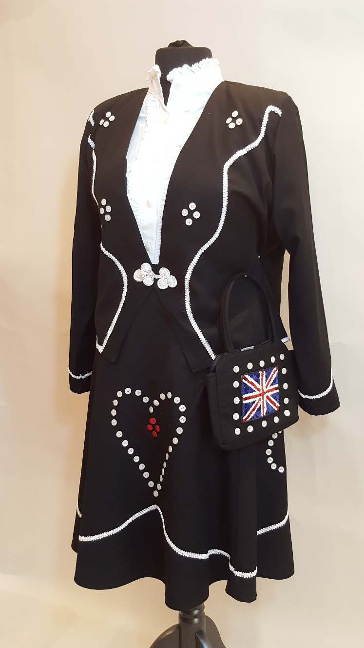 pearly queen costume hire