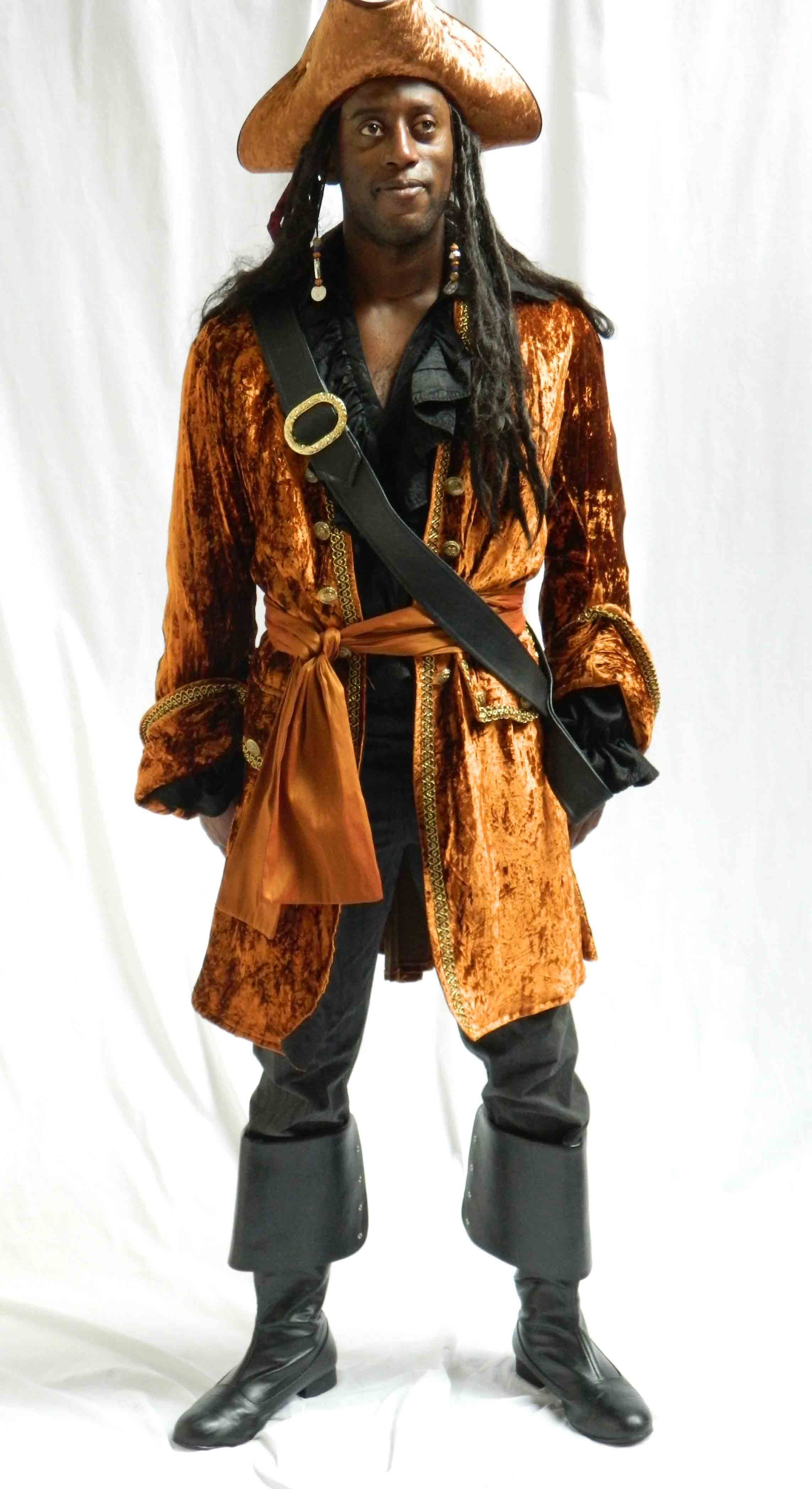 Jack Sparrow Deluxe Copper JSD-009