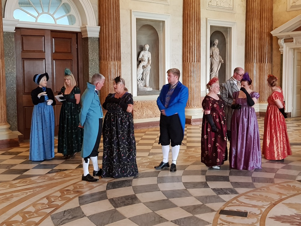 costume hire for regency ball