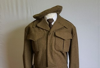 vintage ww2 uniform hire