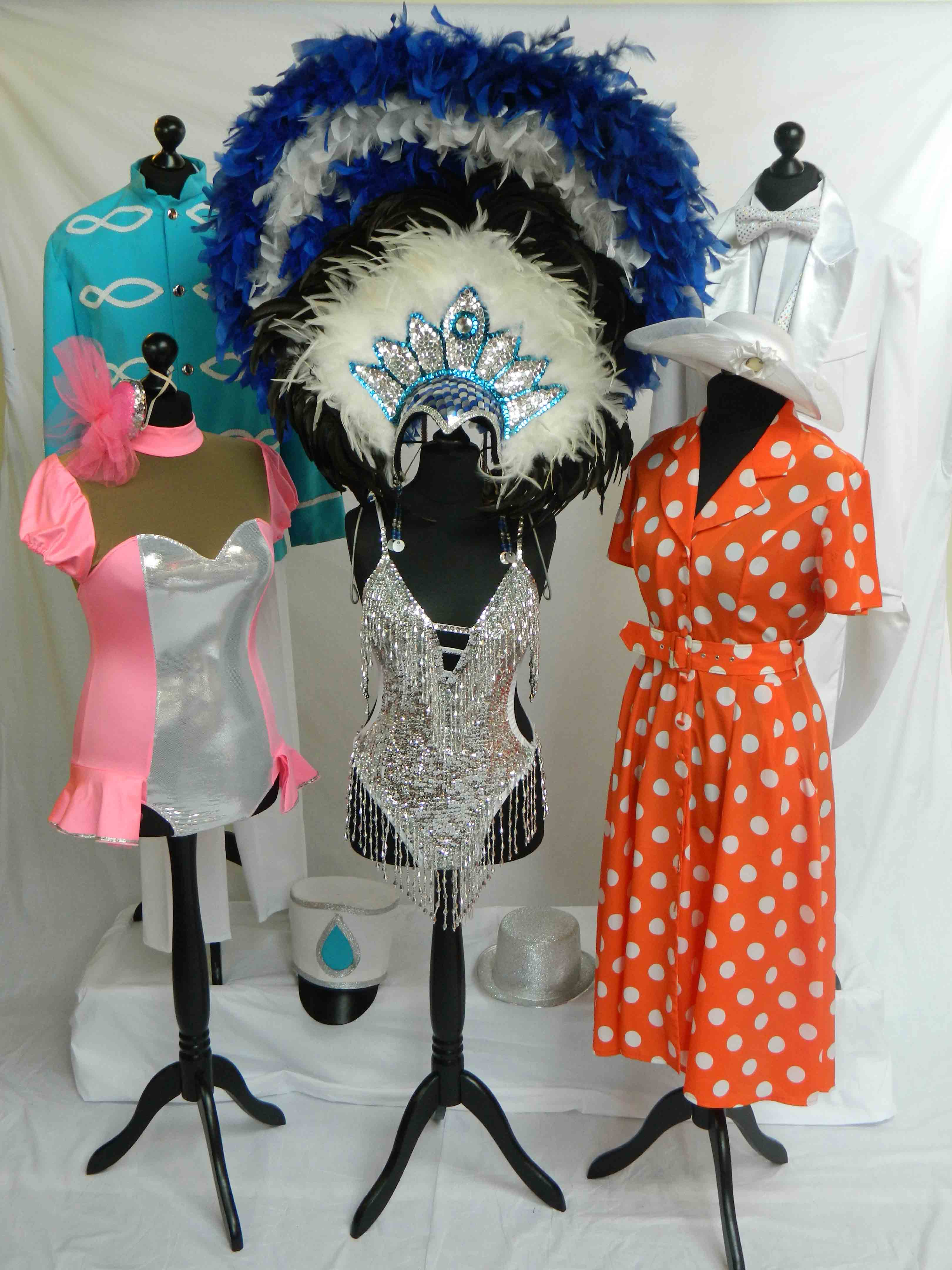 Crazy For You Costumes 02