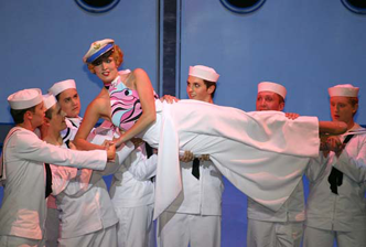 reno sweeney and the sailors