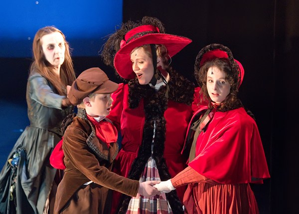 Christmas Caroling Costume.A Christmas Carol Musical Theatre Costumes For Hire