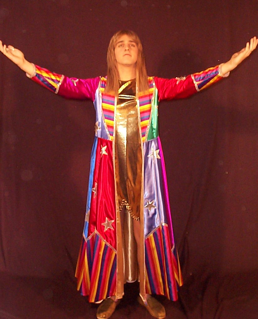 Molly Limpet's Technicolor Dreamcoat 01, Front