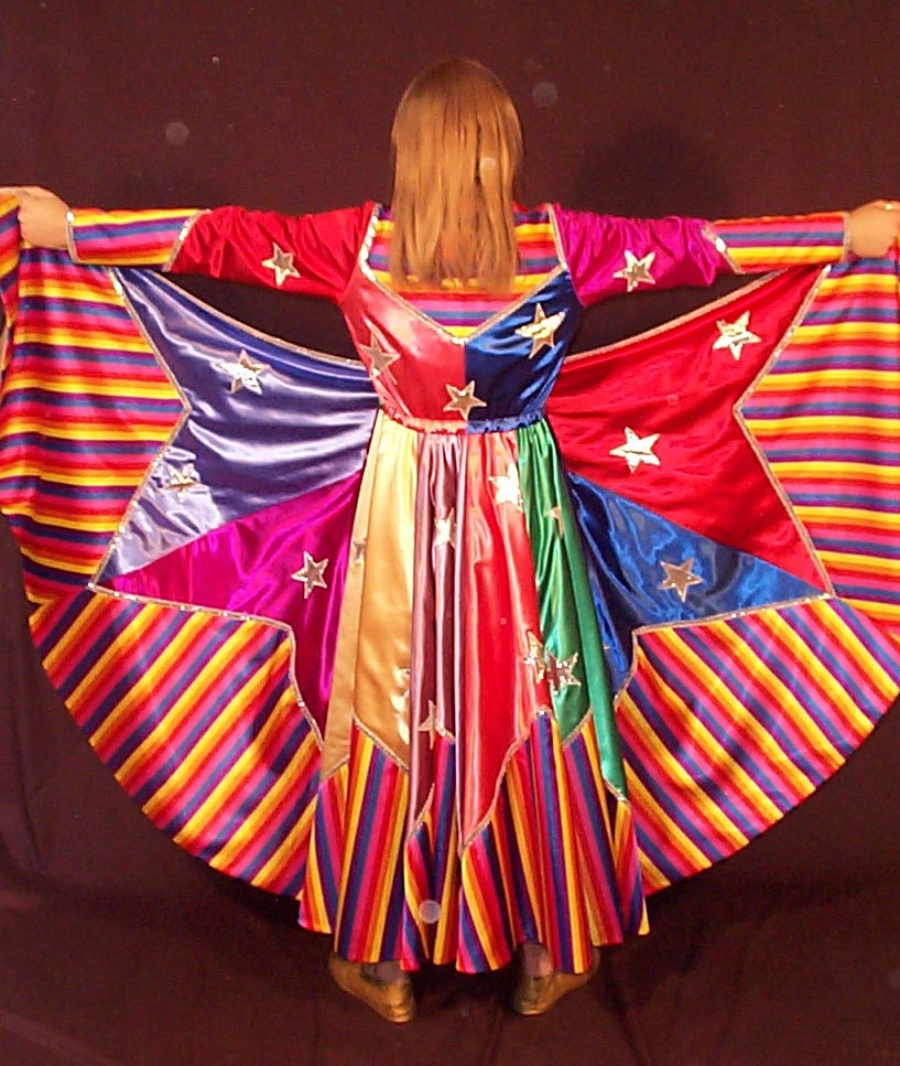 costume hire for joseph and the amazing technicolor dreamcoat