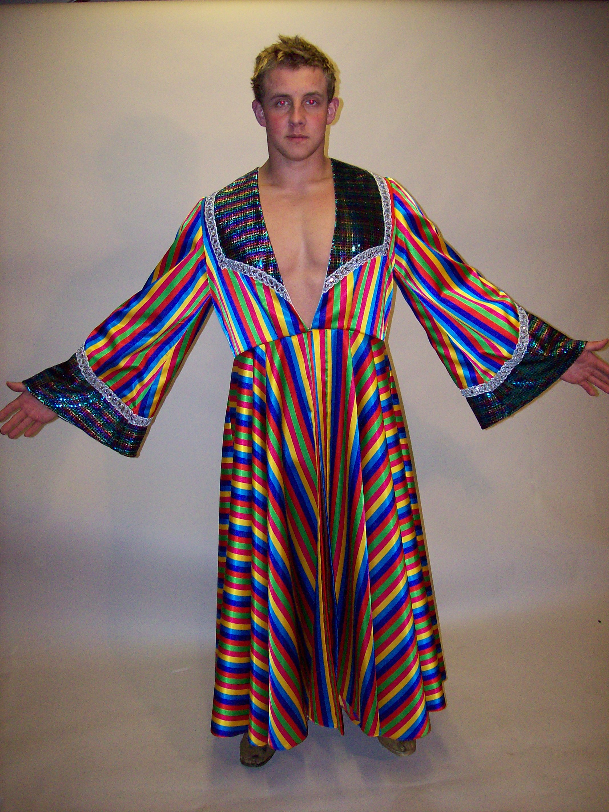 dreamcoat for hire for musical theatre productions