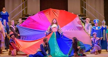 Joseph - Parachute for Technicolor Dreamcoat