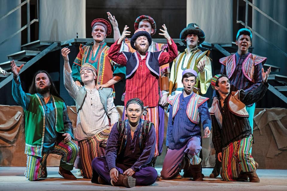 costumes for joseph and dreamcoat