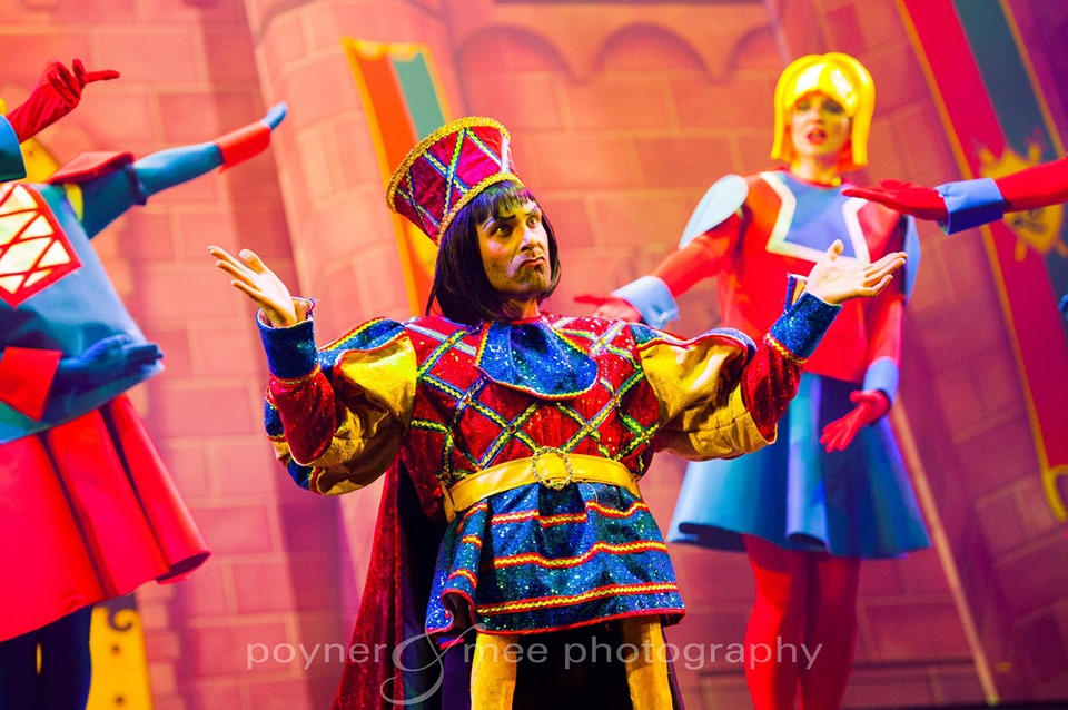 lord farquaad deluxe costume hire