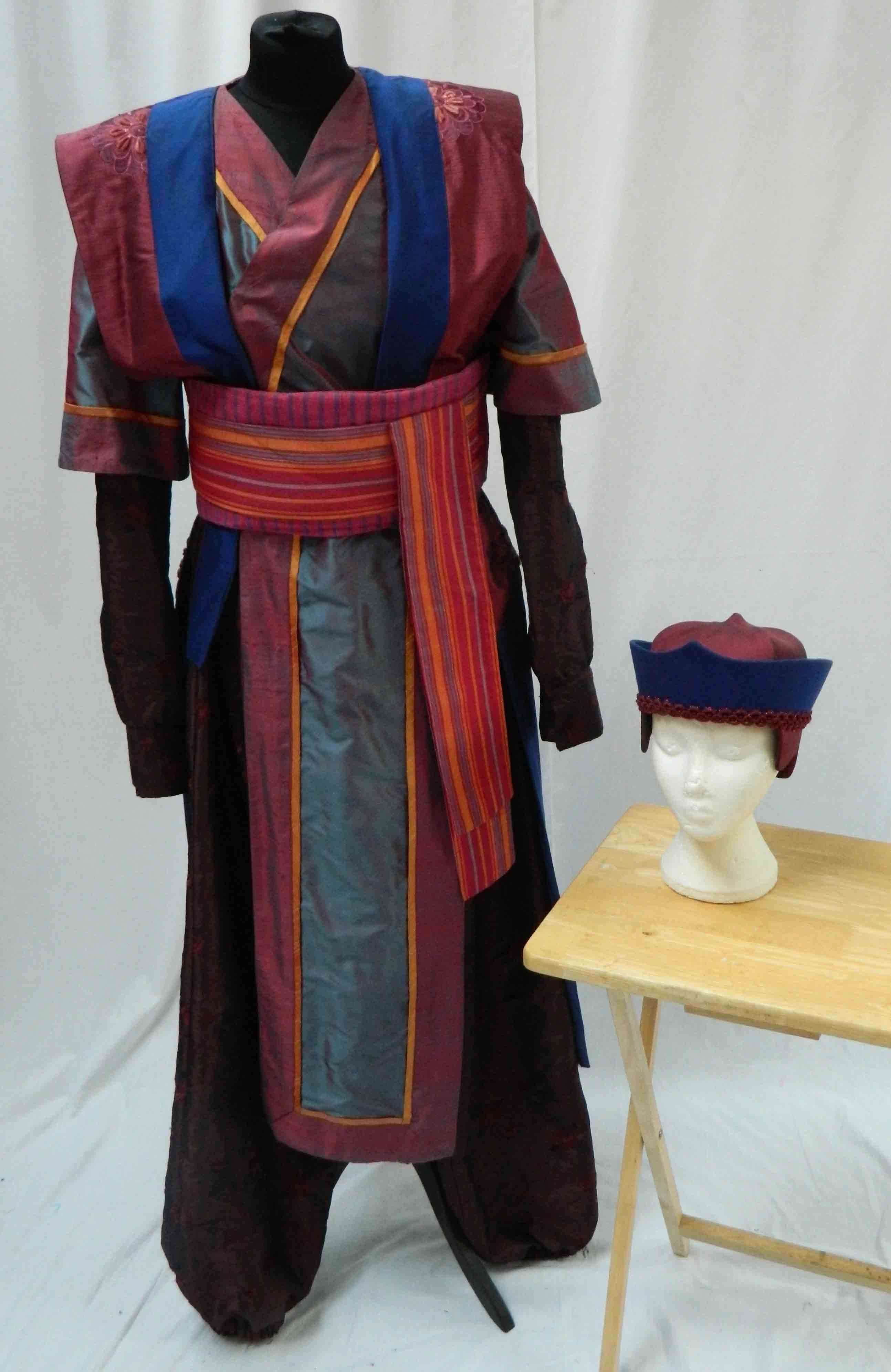 Aladdin Costume Hire 14 - Wishee Washee
