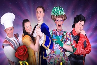 panto costumes for beauty and the beast