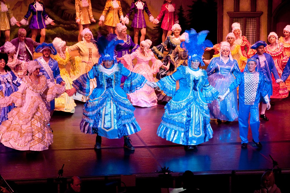 Cinderella turquoise finale costumes