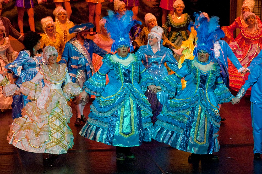 cinderella's wicked stepsister costumes